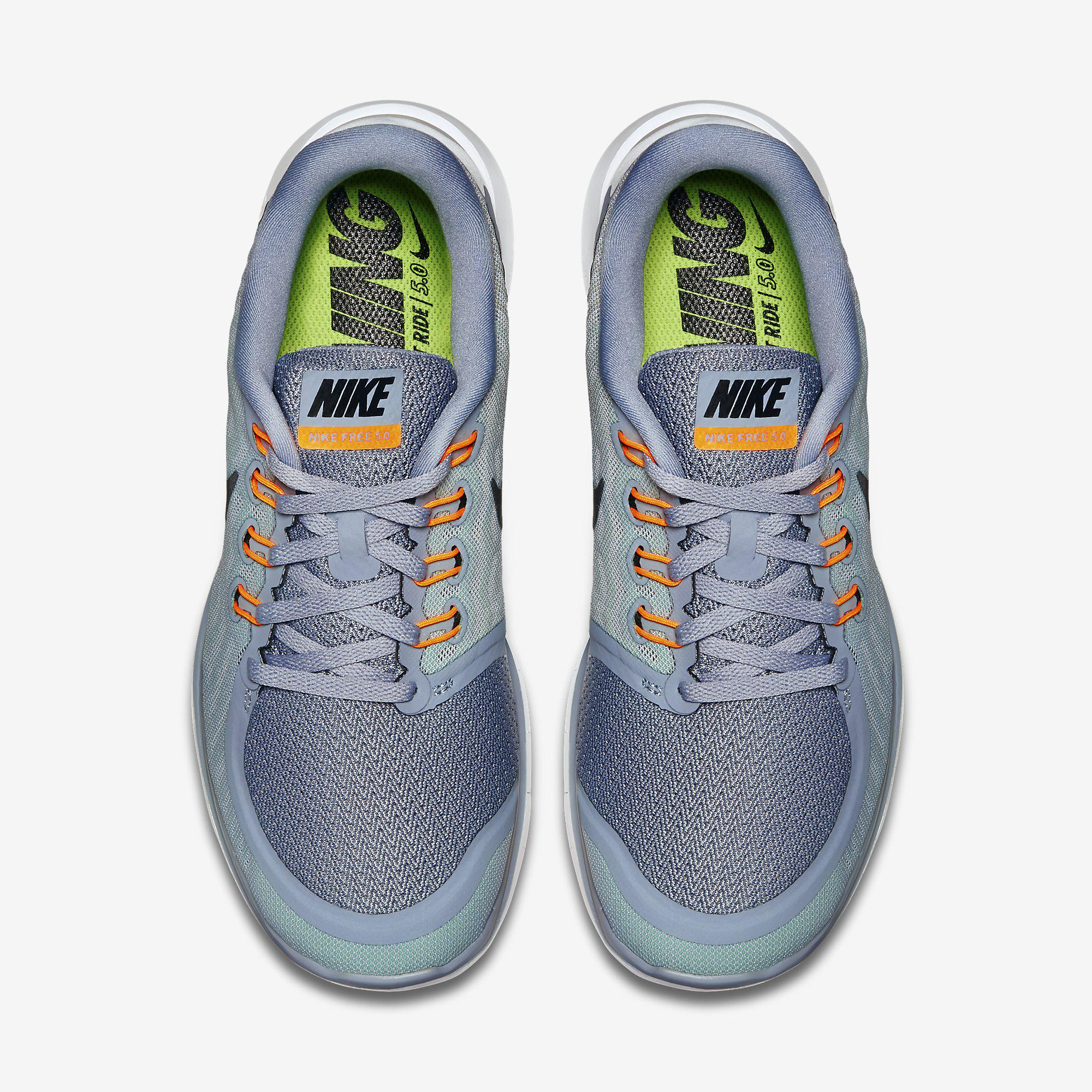 Nike Free 5.0 Dove Grey/Electric Green/Volt/Black