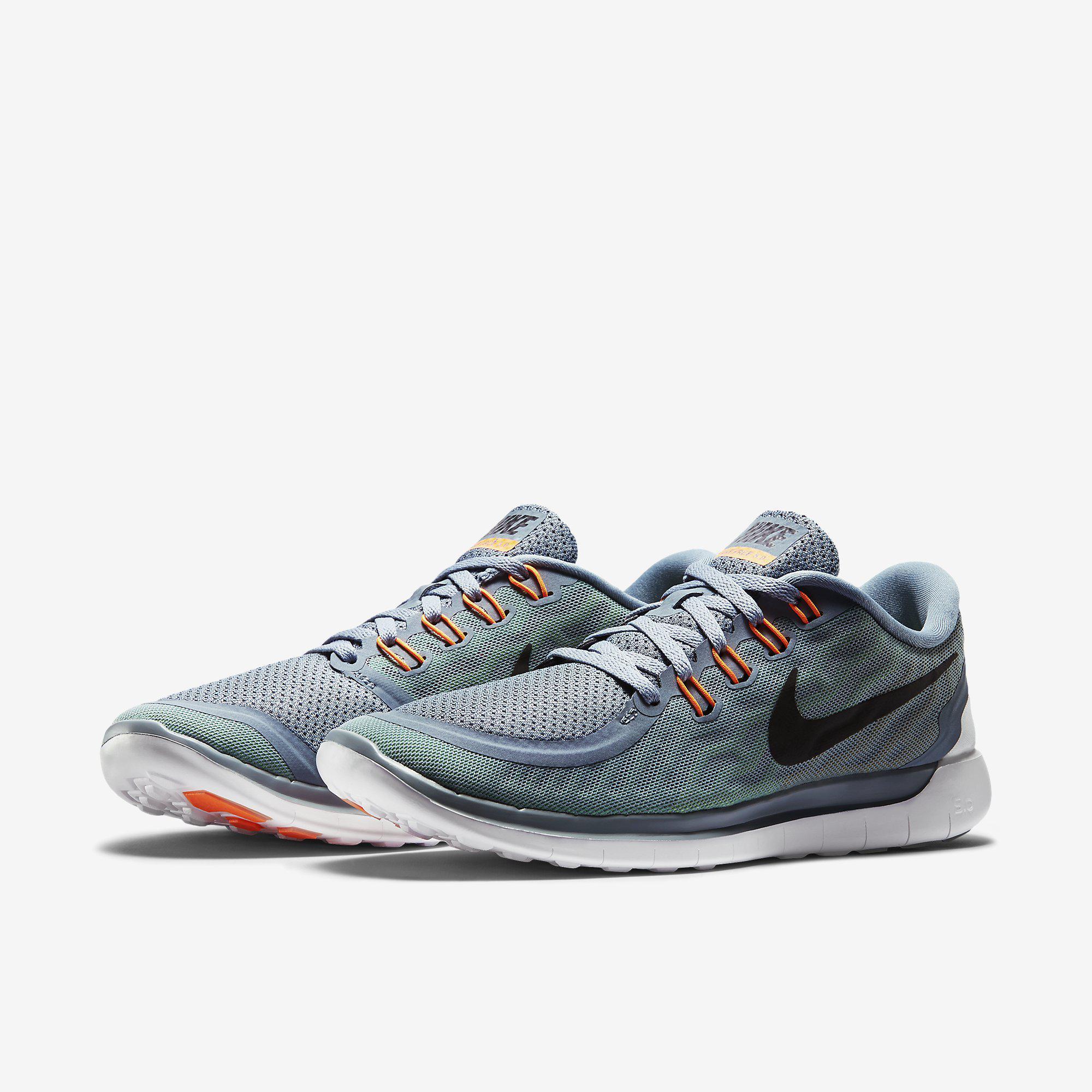 Nike Free 5.0 Dove Grey