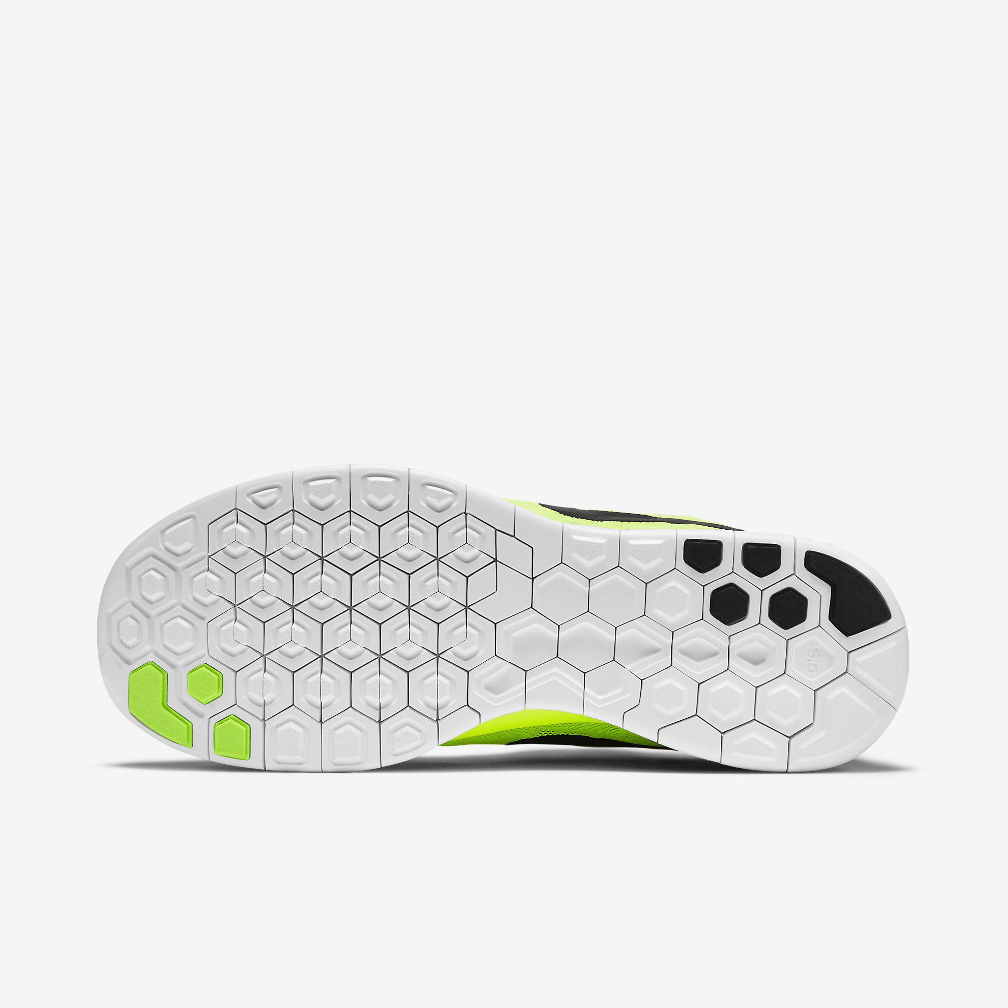 921fc0e03b76 Nike Mens Free 5.0+ Running Shoes - Volt Electric Green - Tennisnuts.com