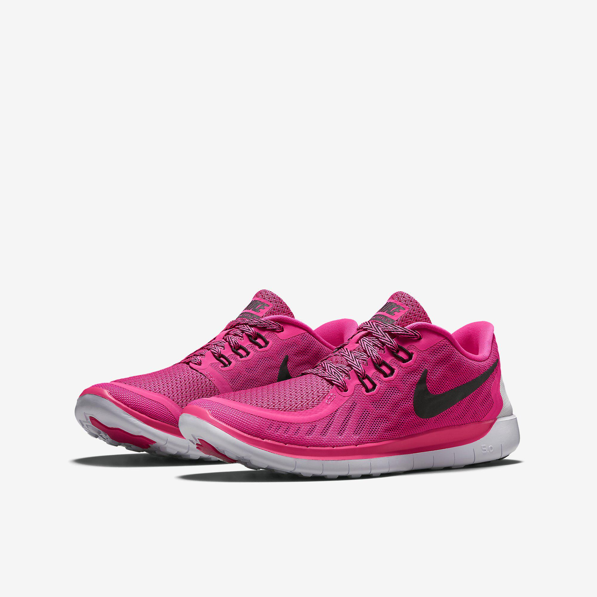 Nike Running Shoes For Girls Pink