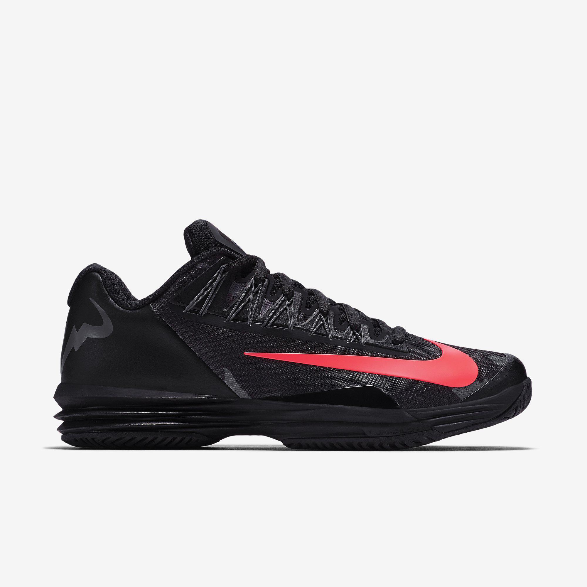 the best attitude 09ef5 3f538 ... White Hyper Turquoise Dark Ash Nike Mens Lunar Ballistec 1.5 Legend Tennis  Shoes - Black Anthracite ...