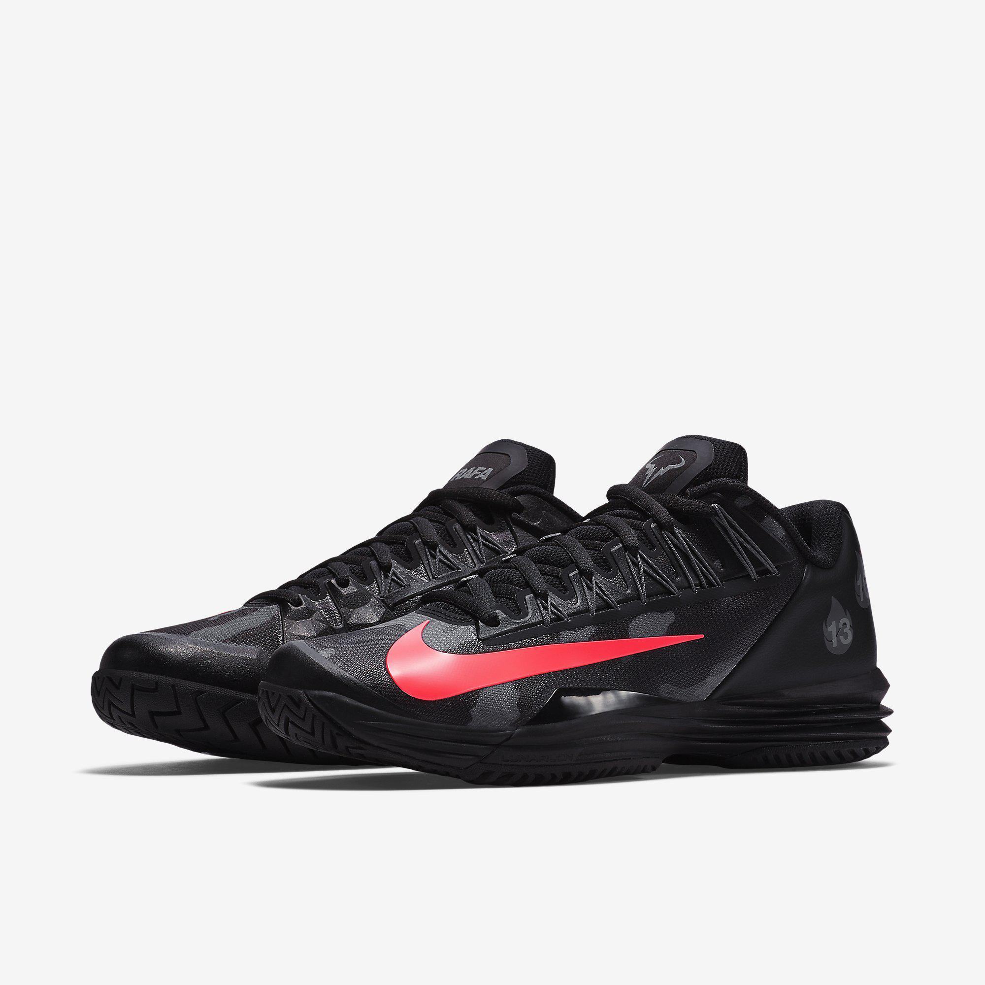 Nike Mens Lunar Ballistec 1.5 Legend Tennis Shoes .