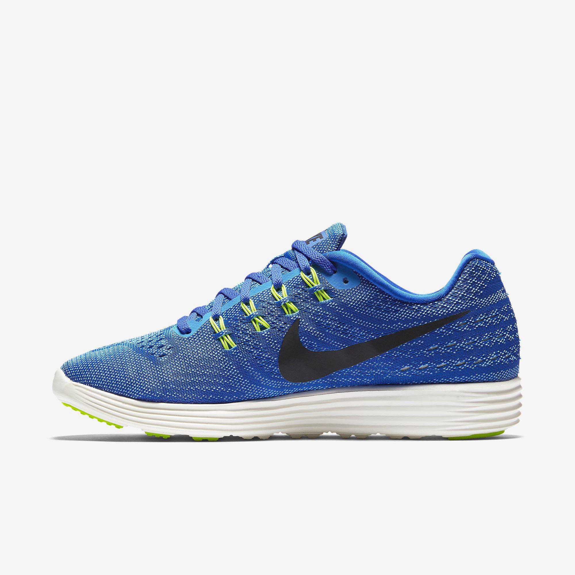nike mens lunartempo 2 running shoes racer blue. Black Bedroom Furniture Sets. Home Design Ideas