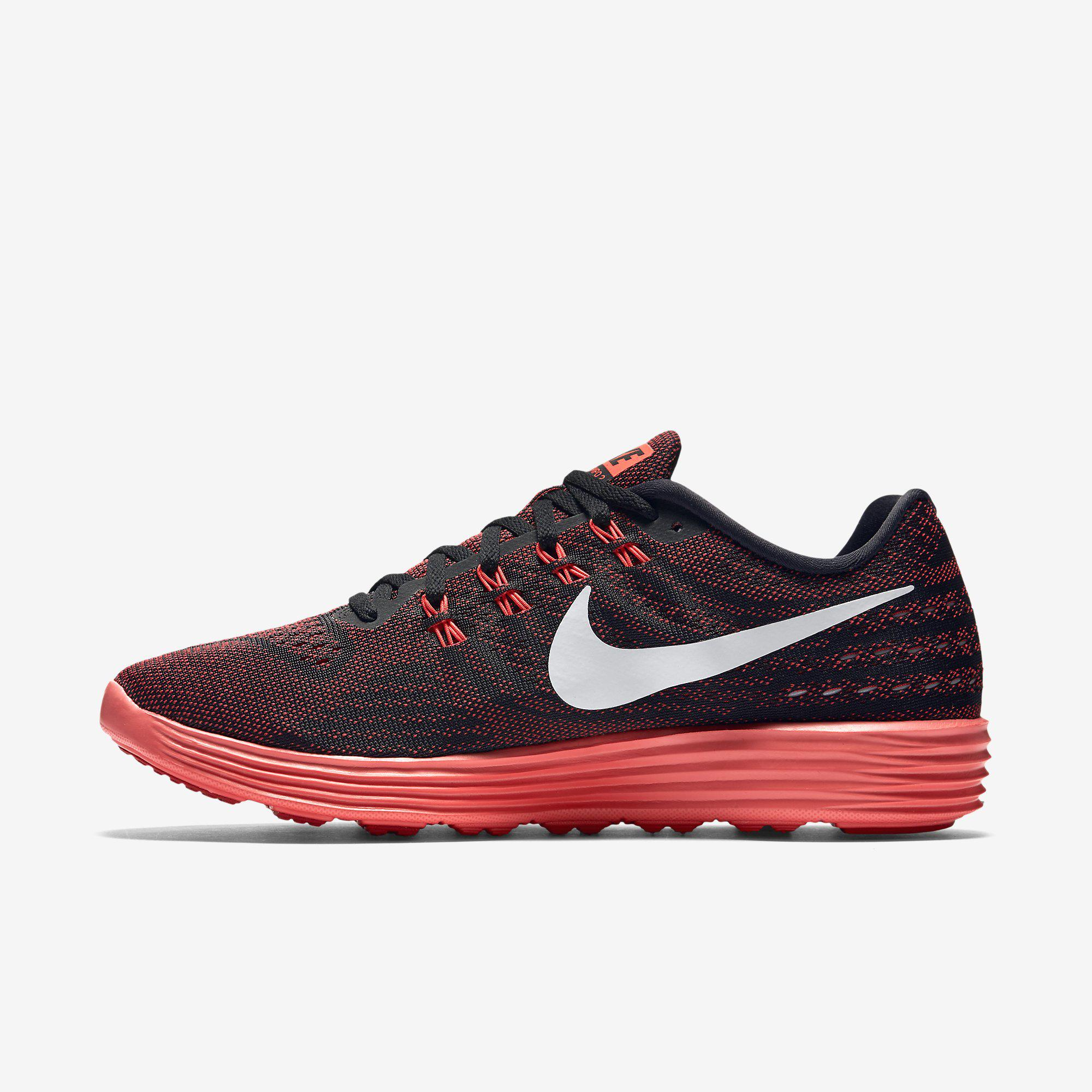 Out Of Stock. Nike Mens LunarTempo 2 Running Shoes - Red/Black · Nike Mens  LunarTempo ...