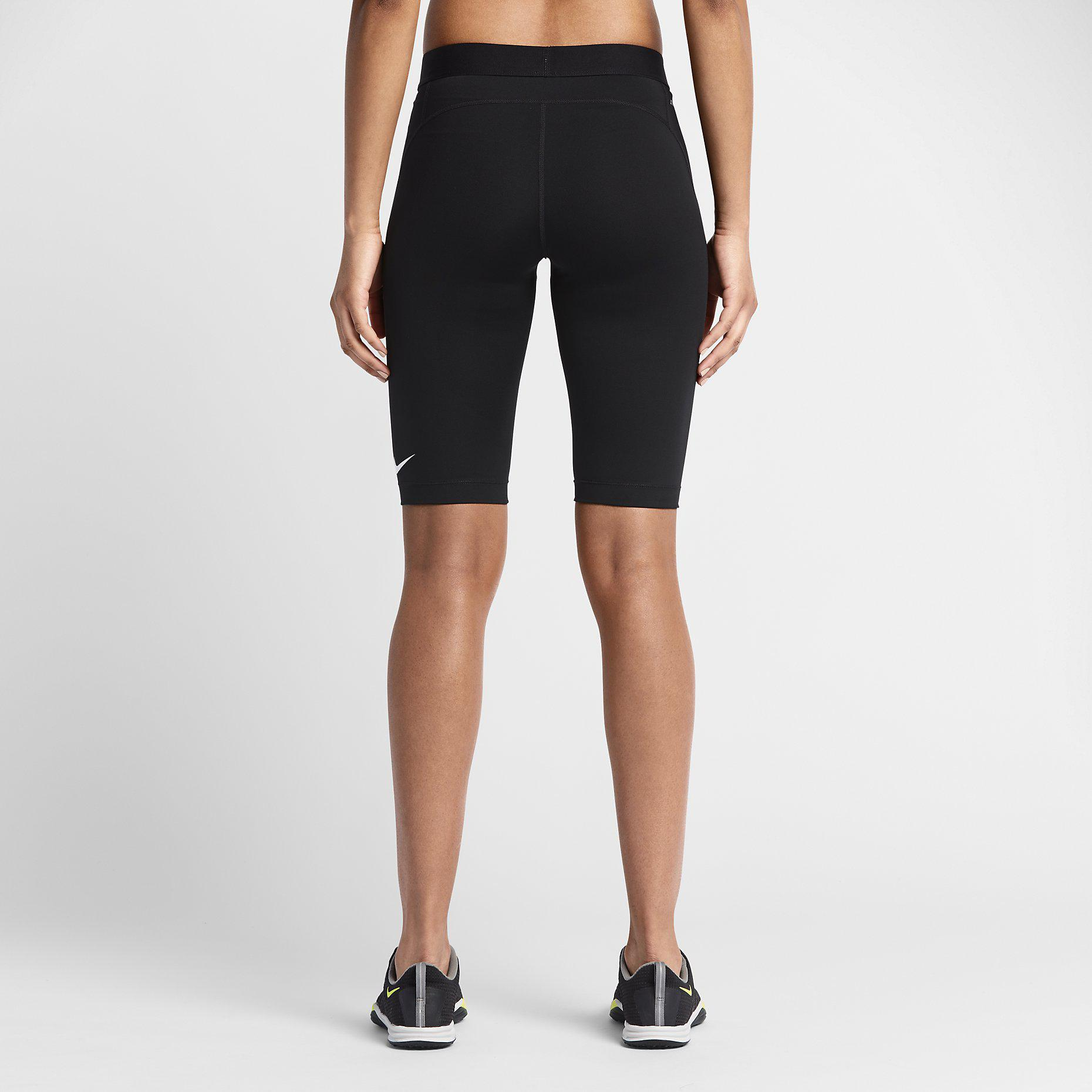how to wear nike pro shorts