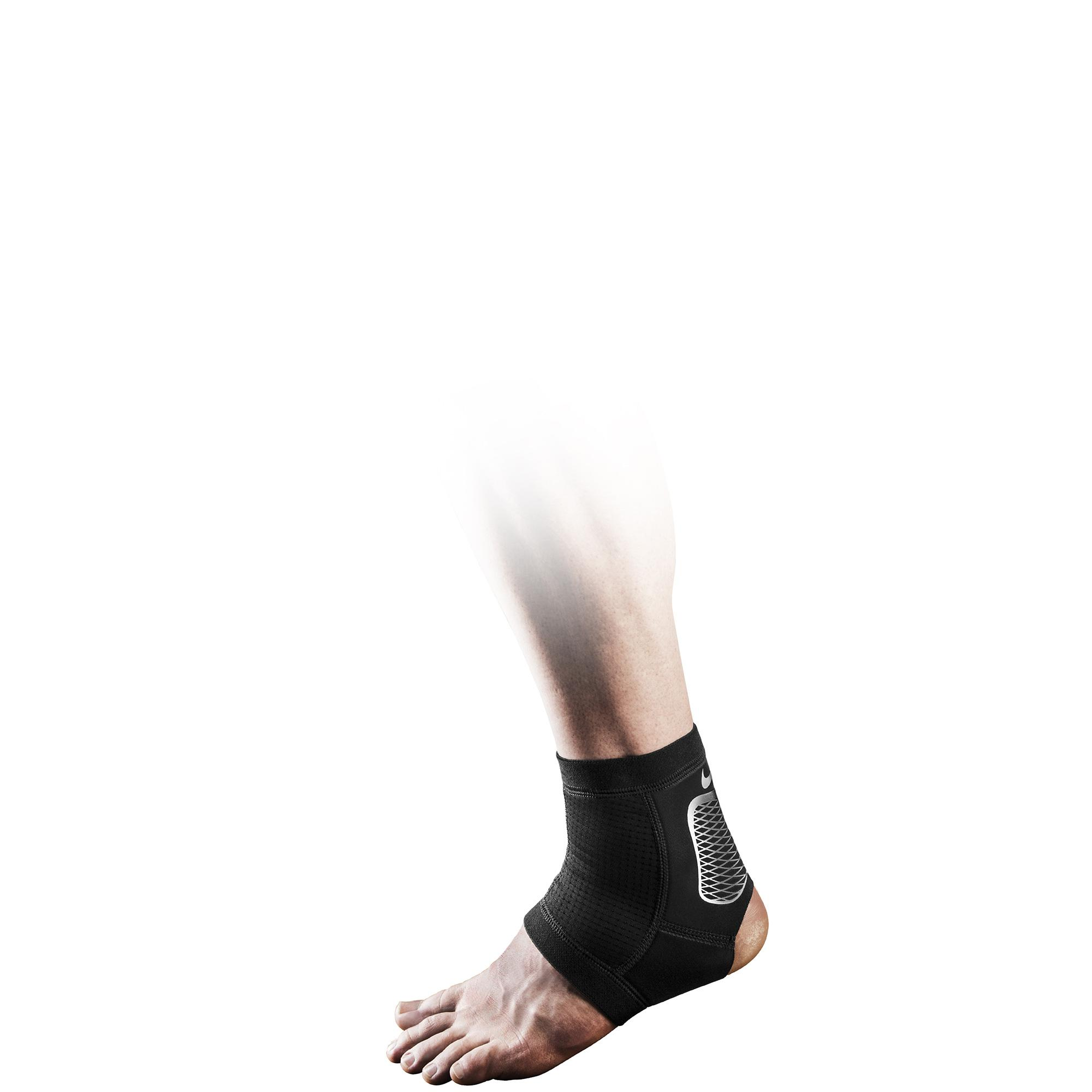 3957c1cd83 Nike Pro Hyperstrong Compression Ankle Wrap 2.0 - Black - Tennisnuts.com