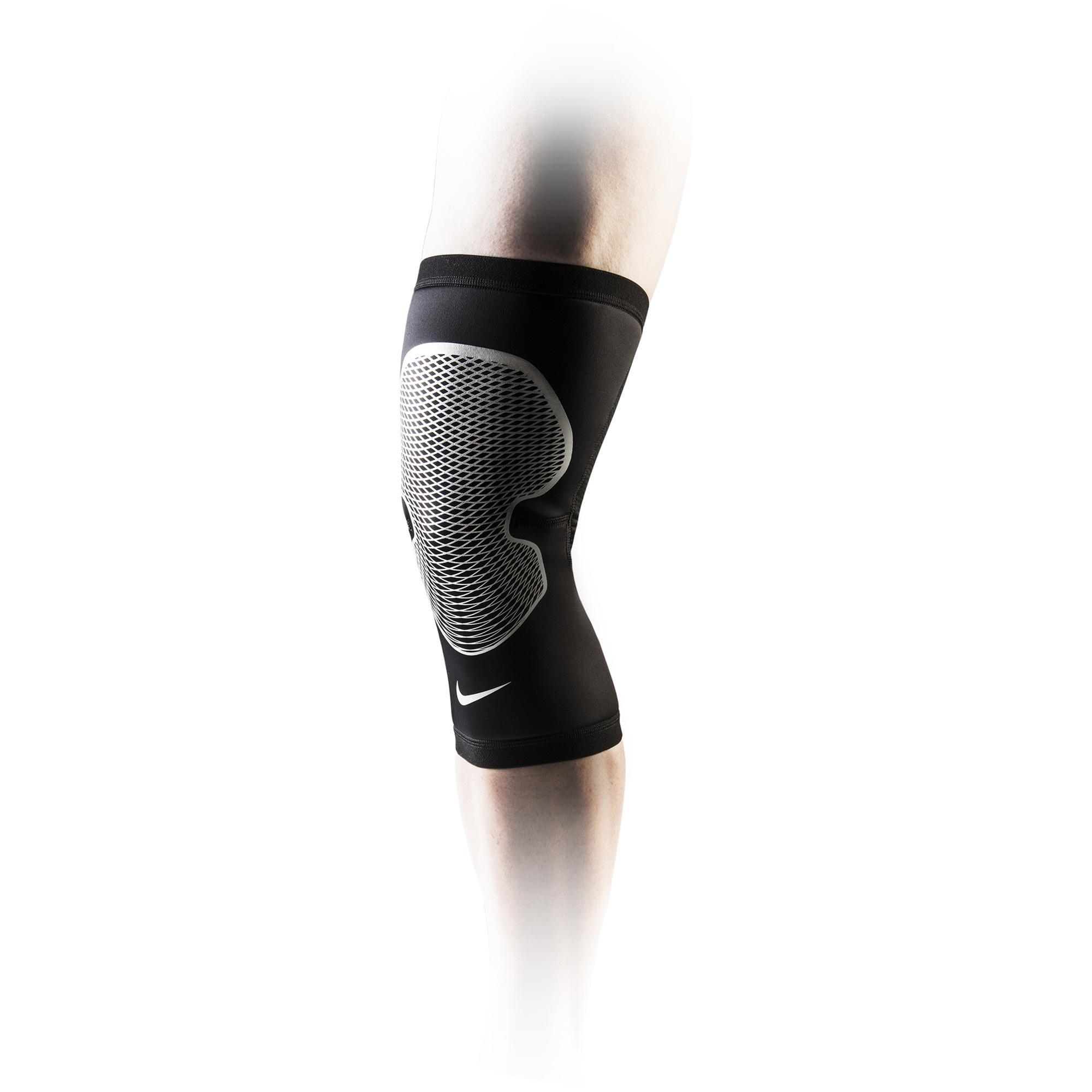 55c46362d3 Nike Pro Hyperstrong Knee Sleeve 2.0 - Black - Tennisnuts.com
