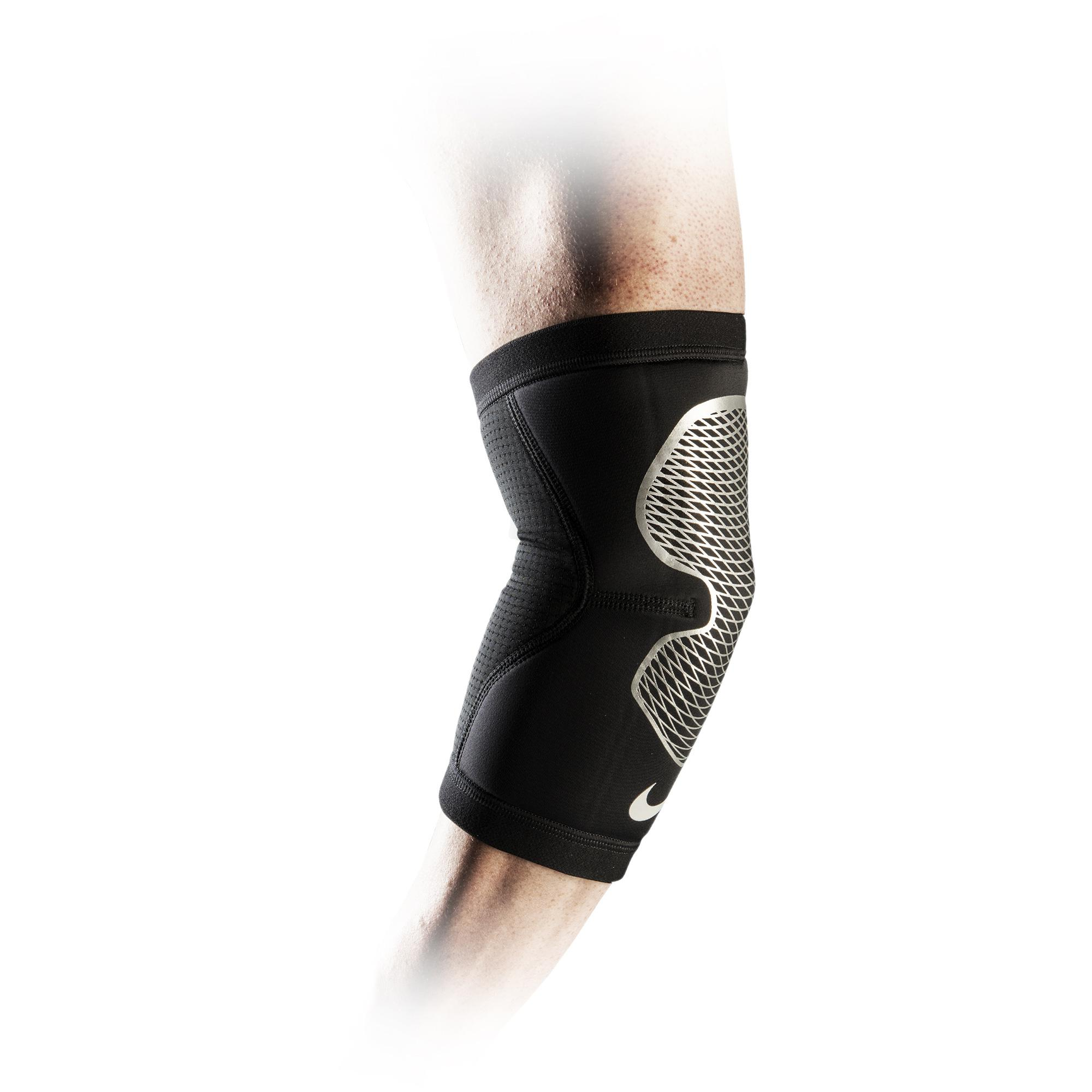 Nike Pro Hyperstrong Compression Elbow Sleeve 20 Black