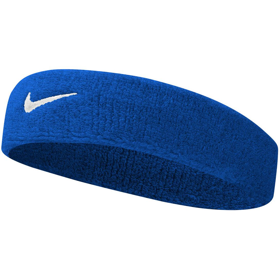 09d17ff5f6cb Nike Swoosh Headband - Royal Blue - Tennisnuts.com