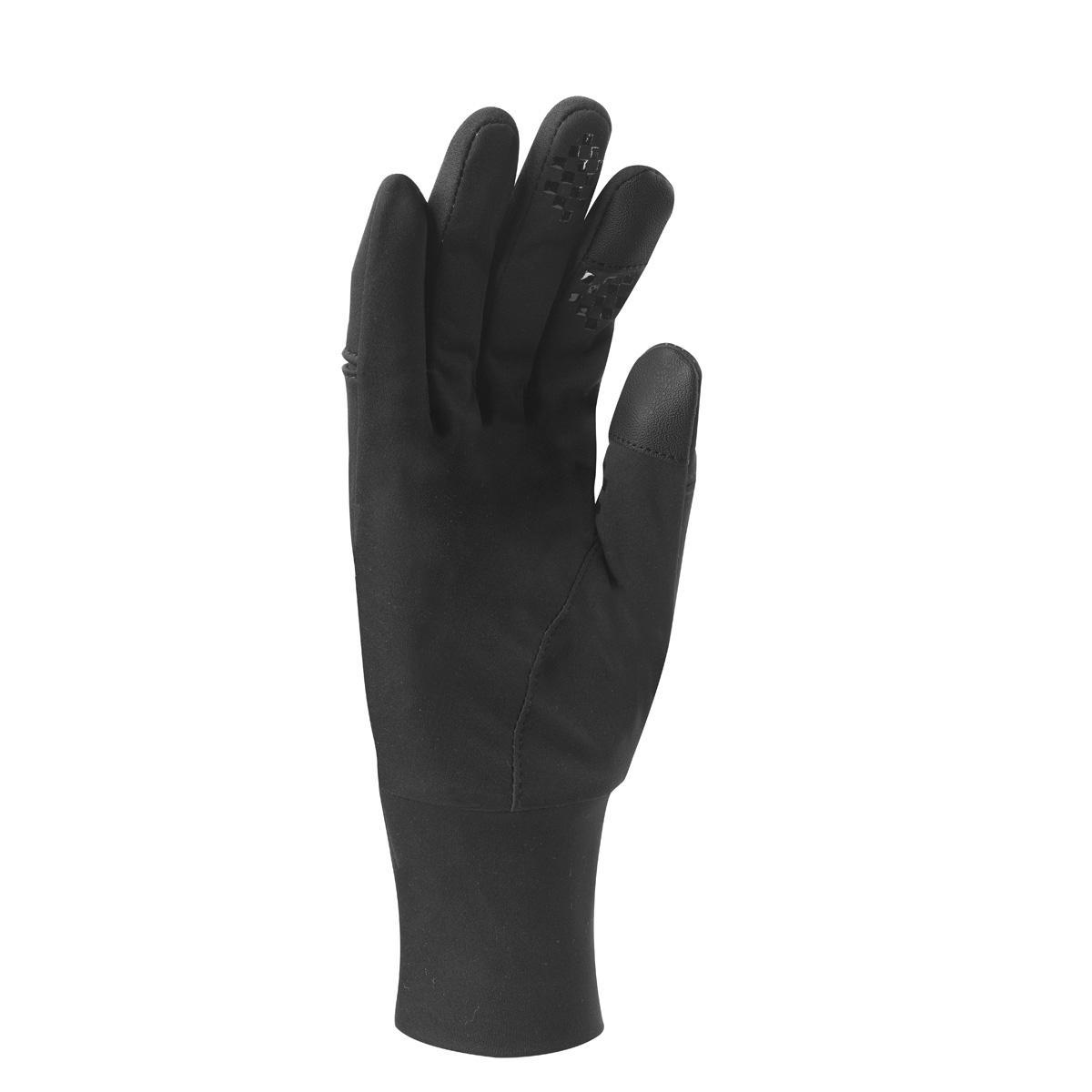 Nike Gloves Key Pocket: Nike Mens Shield Running Gloves