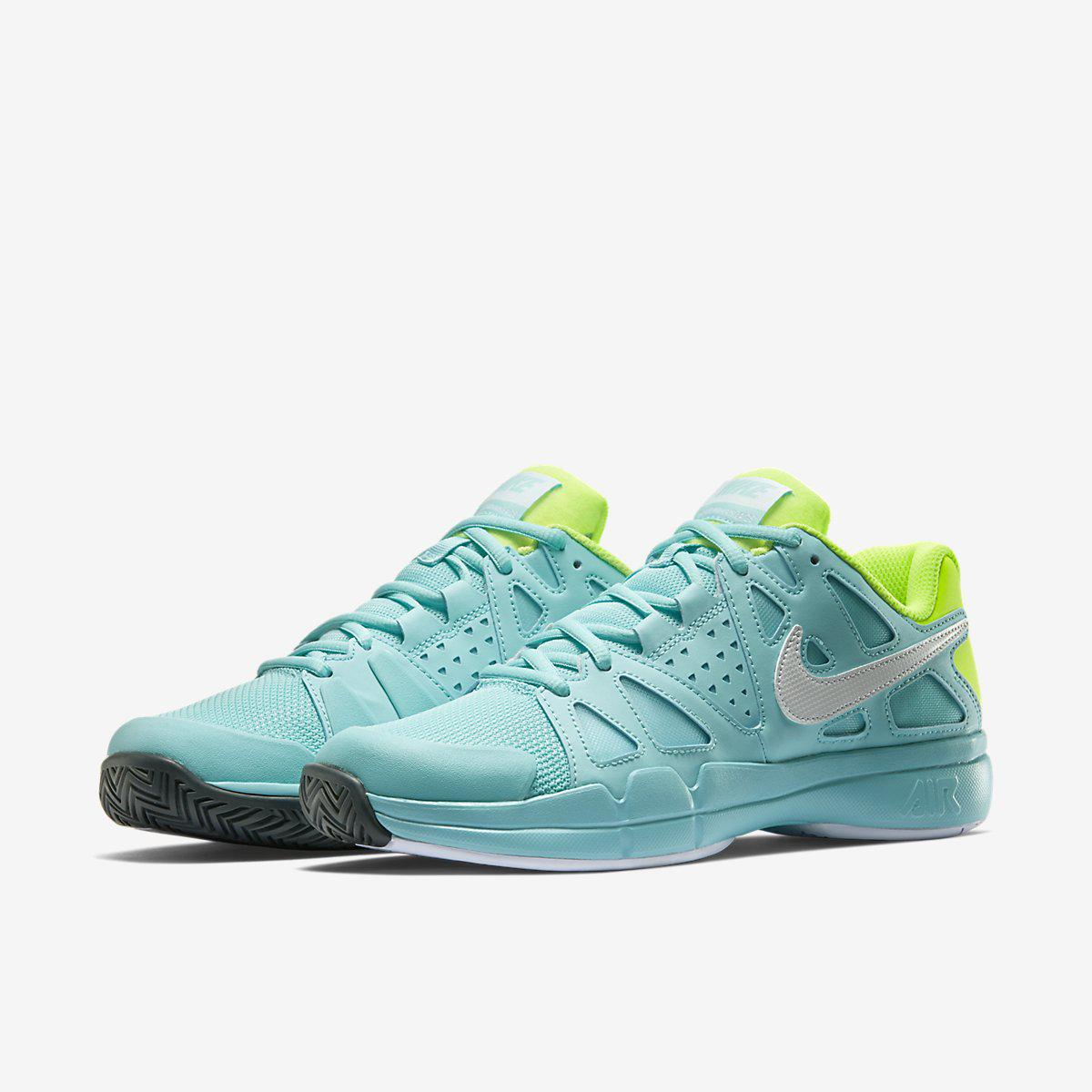 Out Of Stock. Nike Womens Air Vapor Advantage Tennis Shoes ...
