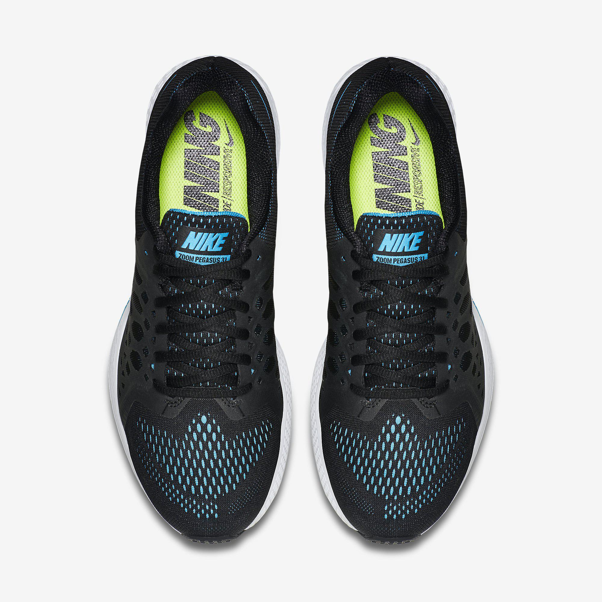 Out Of Stock. Nike Mens Air Zoom Pegasus+31 Running Shoes ...