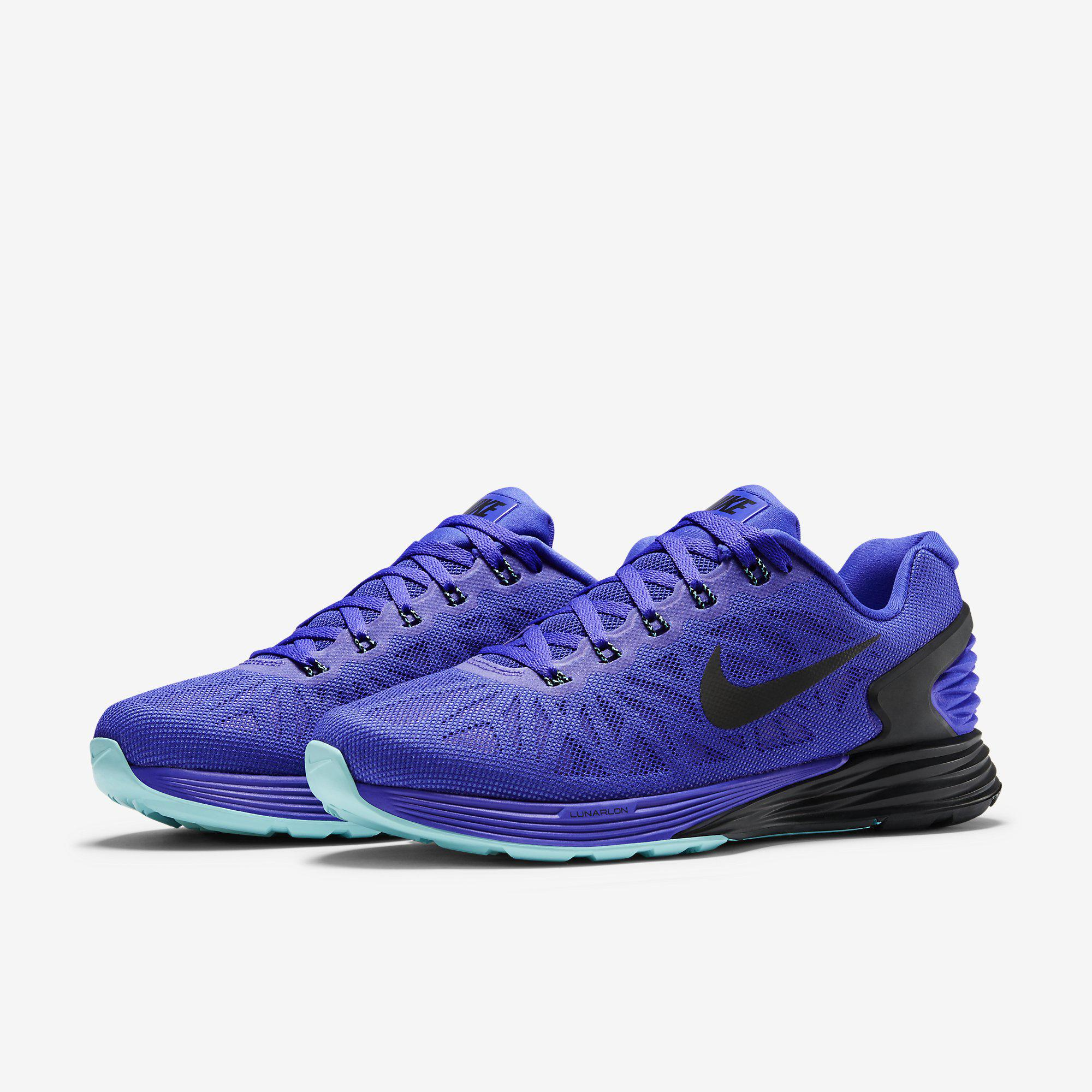 online store f1717 5ae2b ... germany nike womens lunarglide 6 running shoes persian violet 7aafc  113b4