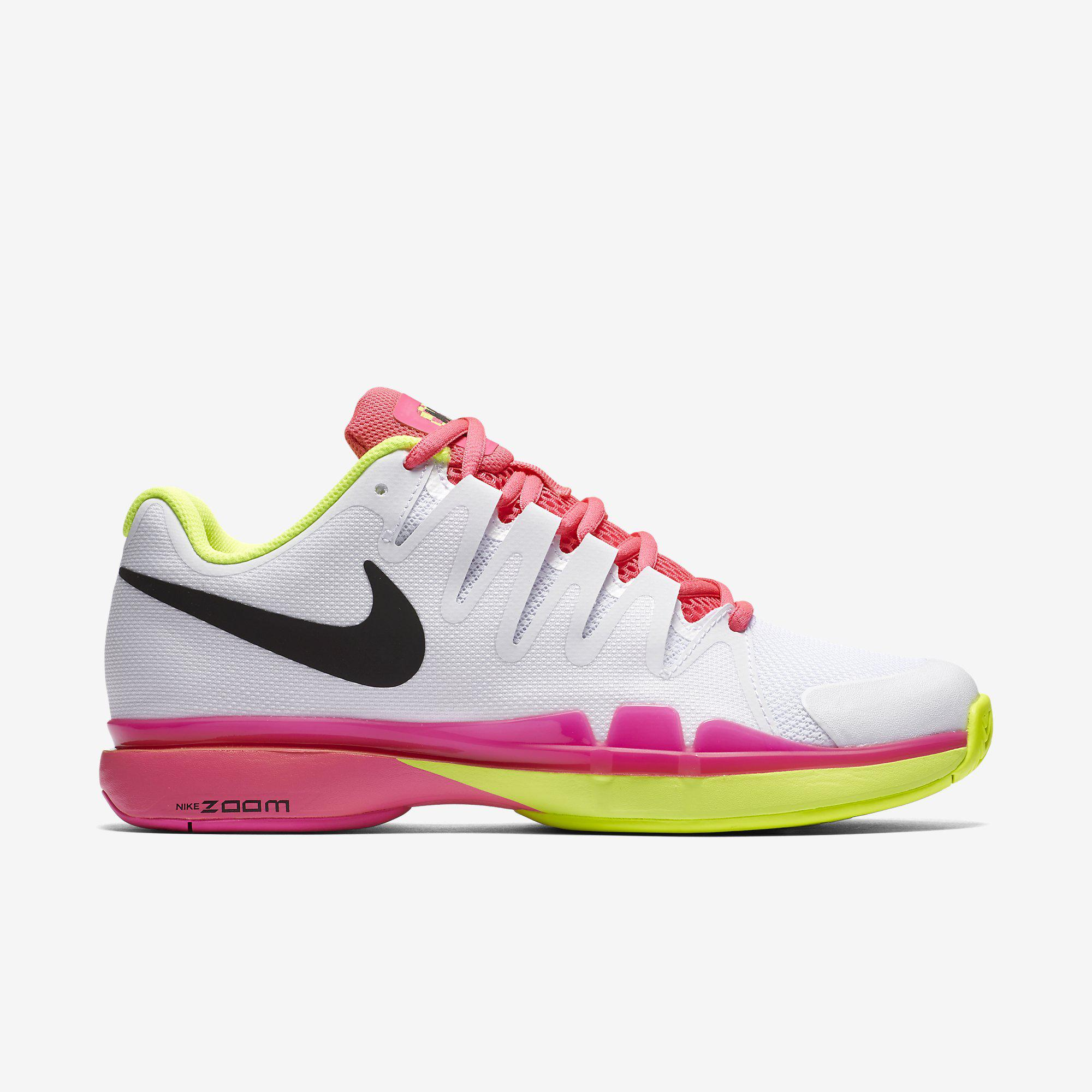 Nikecourt Zoom Vapor   Tour Womens Tennis Shoe