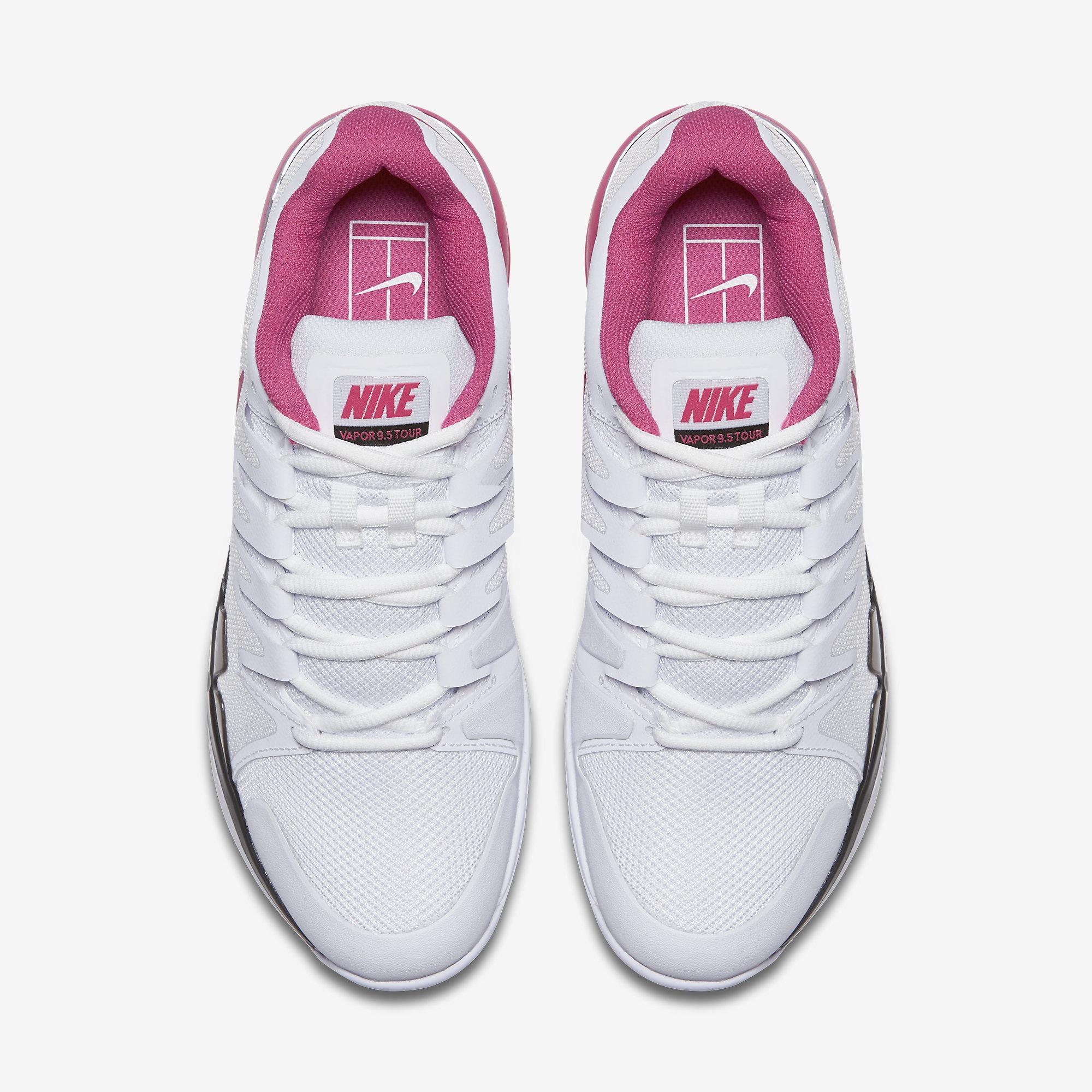 Nike Zoom Vapor   Tour Women S Tennis Shoe Pink