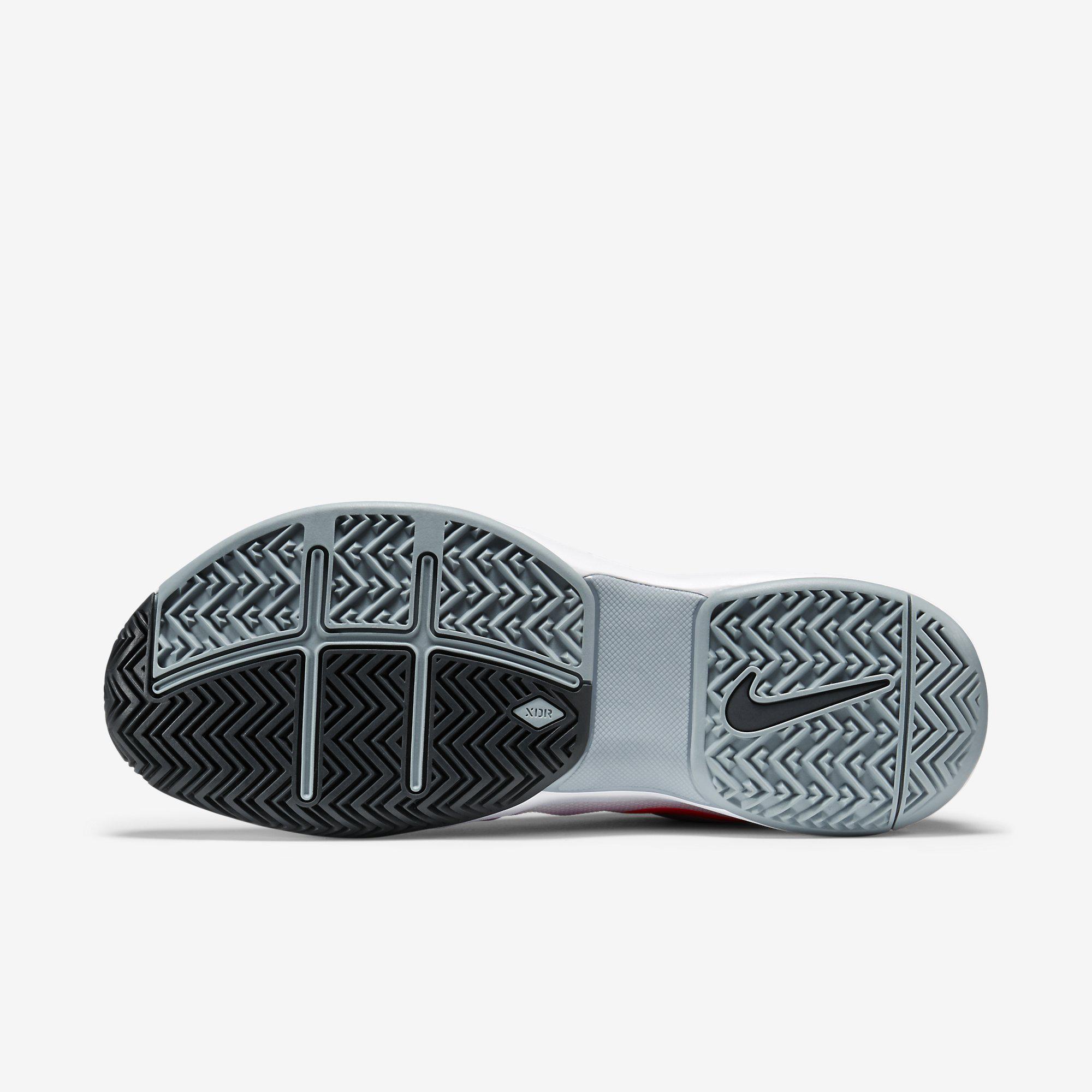 75e4dcb06abb Nike Womens Zoom Vapor 9.5 Tennis Shoes - Fuchsia Glow Dove Grey ...
