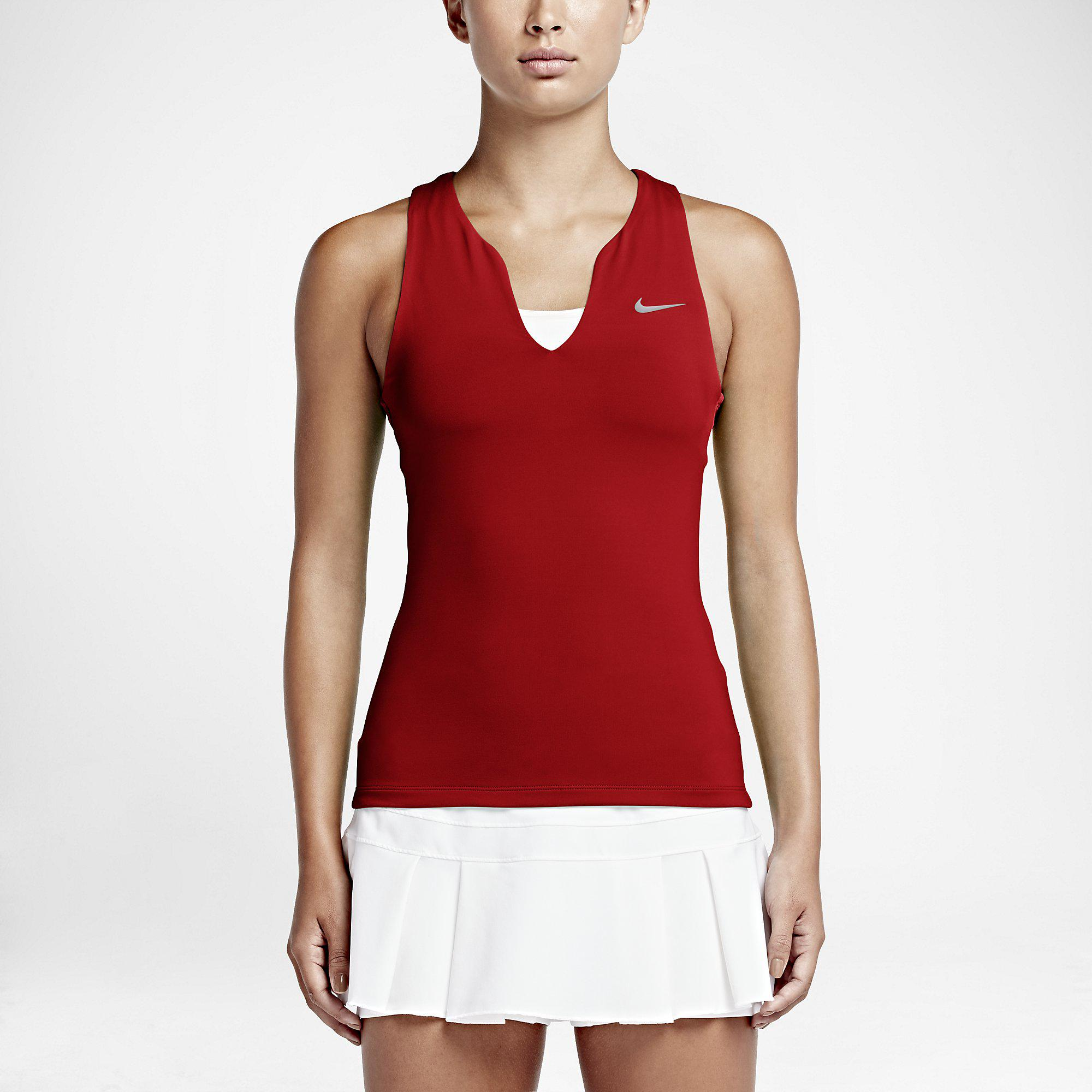 Out Of Stock. Nike Womens Pure Tennis Tank Top ...