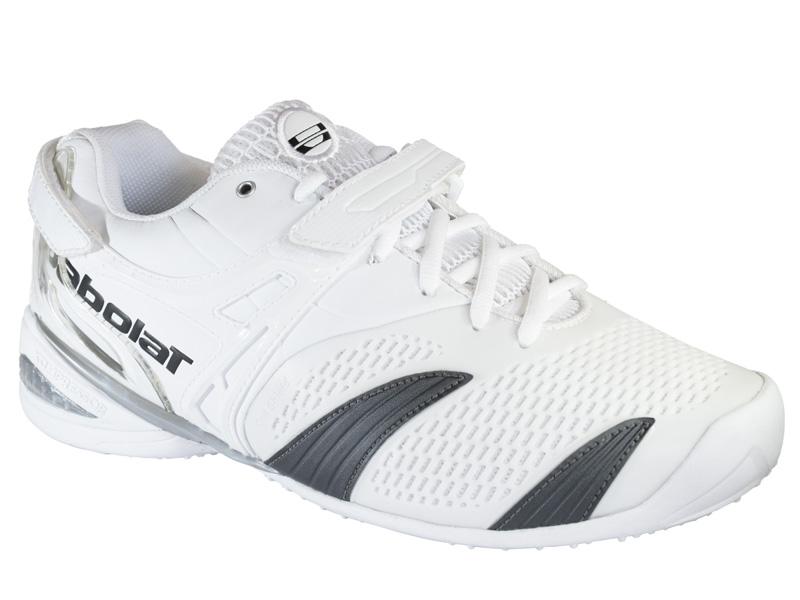 babolat mens propulse 3 grass court tennis shoes white