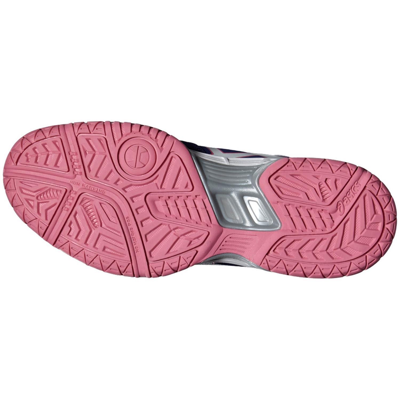 3ef91cc01f1 Asics Womens GEL-Hunter 3 Indoor Court Shoes - Blue/Pink ...