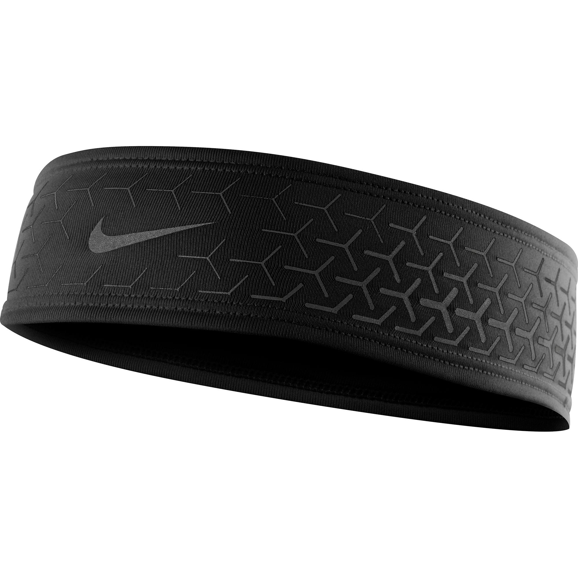 Nike Dri Fit 360 Headband Black Tennisnuts Com