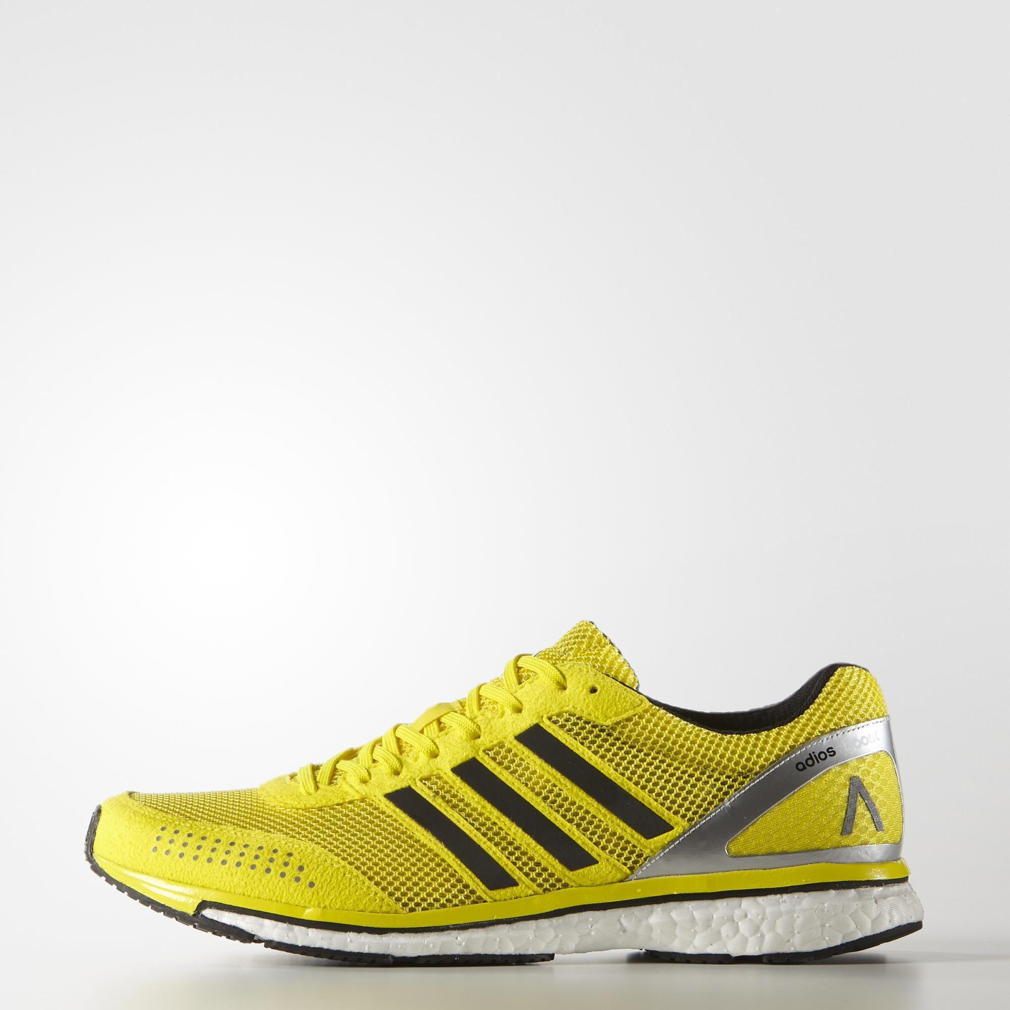 adidas mens adizero adios boost 2 0 haile running shoes. Black Bedroom Furniture Sets. Home Design Ideas