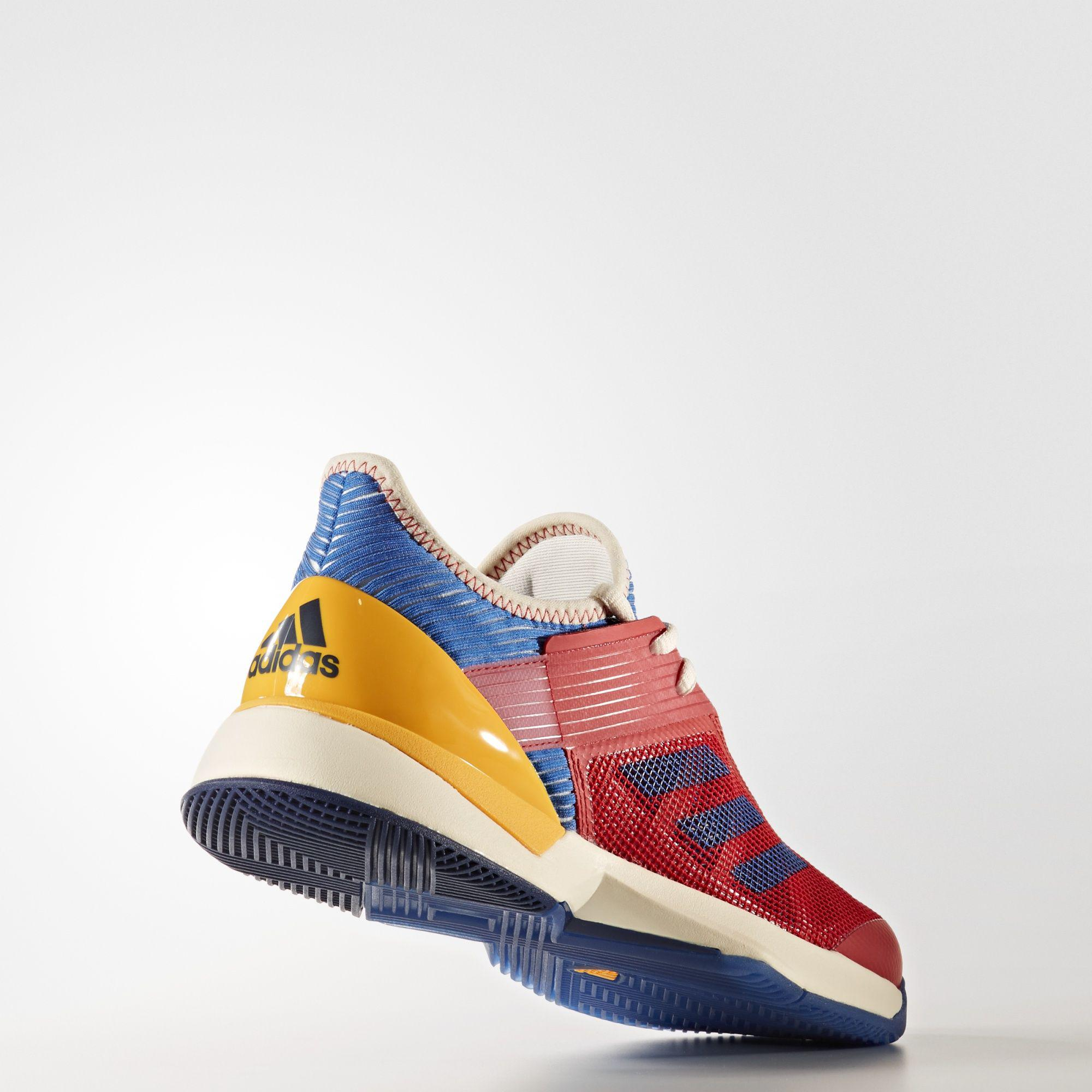 7f22127e37bf7 Adidas Womens Adizero Ubersonic 3.0 Pharrell Williams Tennis Shoes -  Multi-Colour