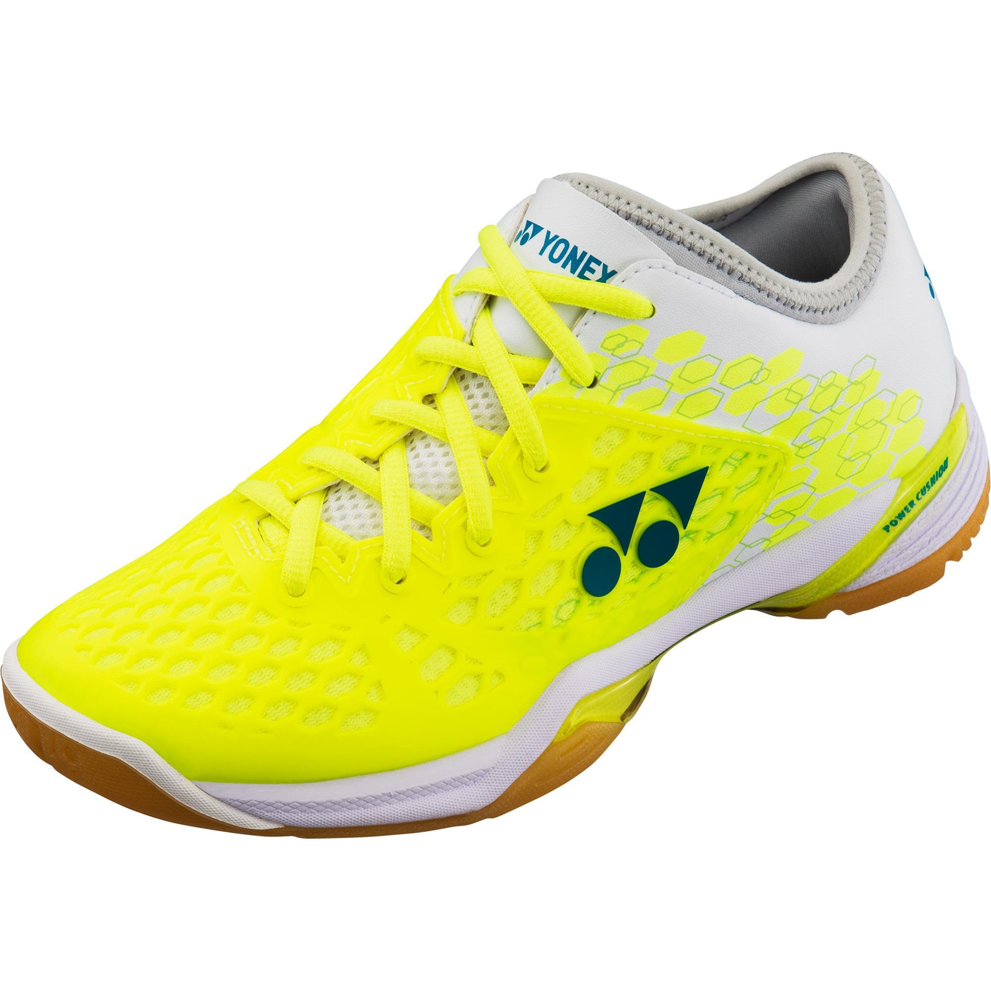 ae53effef9024 Yonex Womens Power Cushion SHB 03 Z Badminton Shoes - Yellow