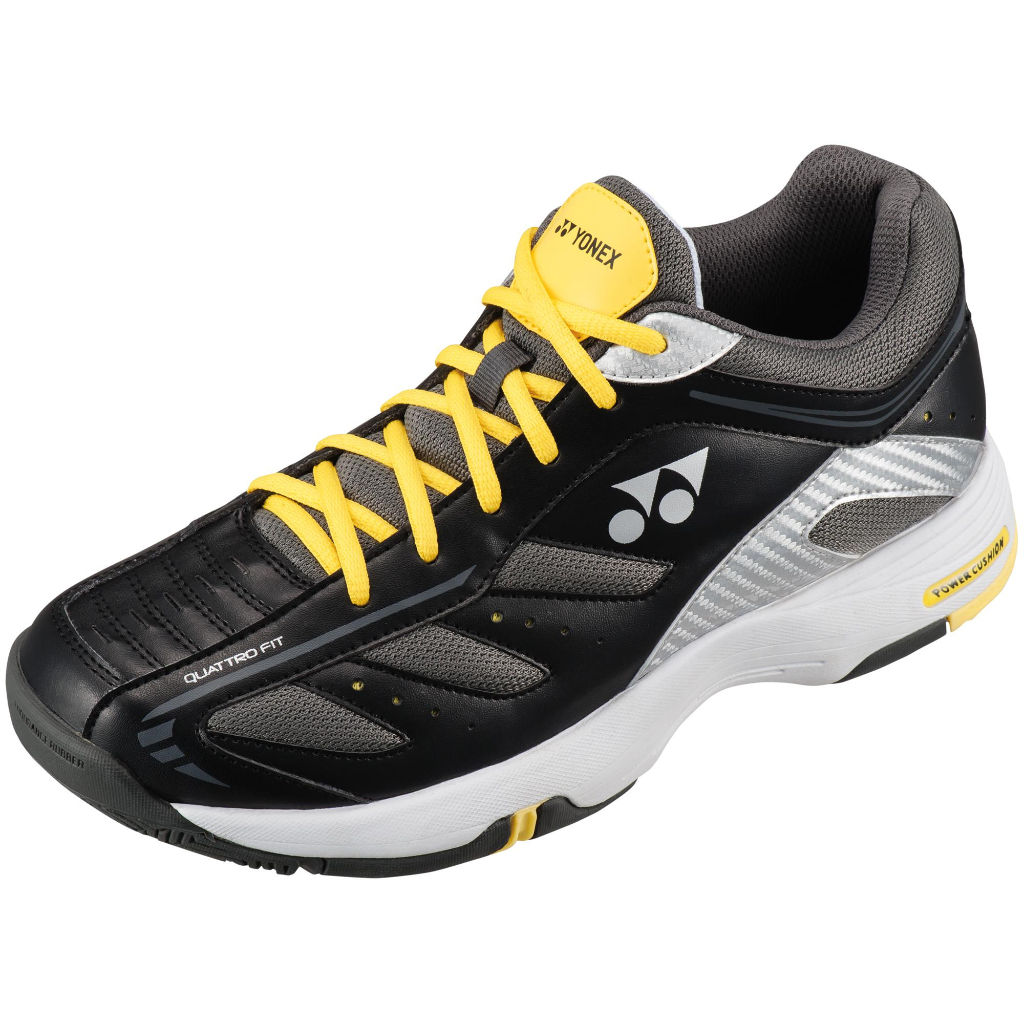 Yonex Mens SHT Cefiro All-Court Tennis Shoes - Black - Tennisnuts.com