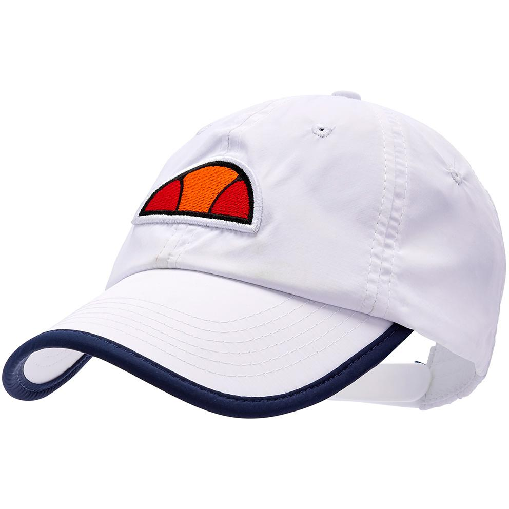 Ellesse Colore Cap - White Navy - Tennisnuts.com 07af3287770