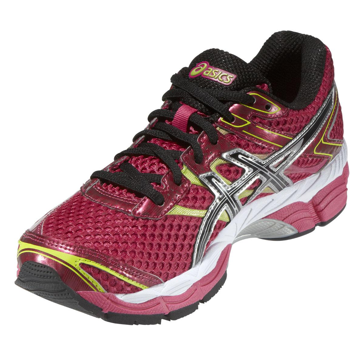 asics womens gel cumulus 16 running shoes raspberry. Black Bedroom Furniture Sets. Home Design Ideas