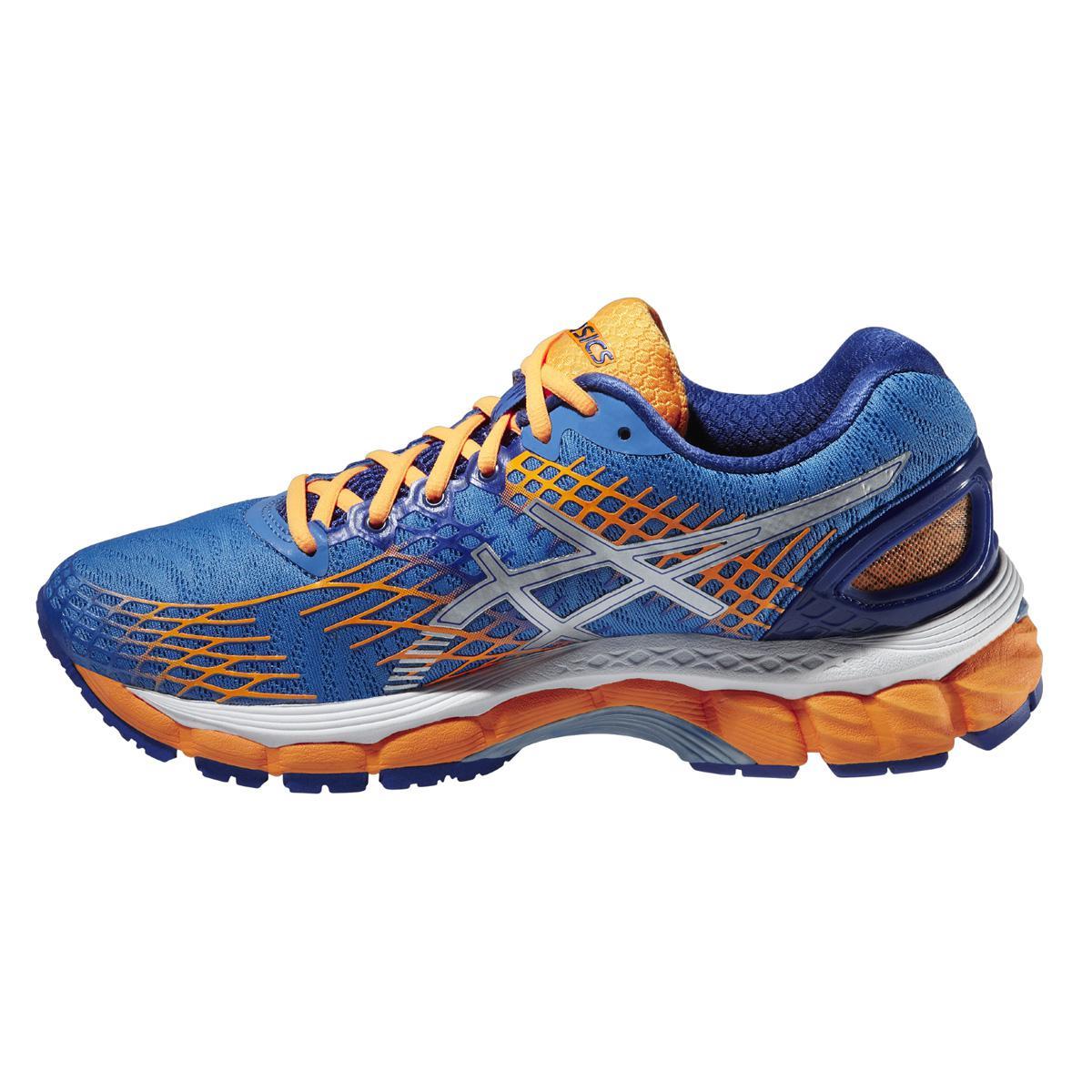 asics womens gel nimbus 17 running shoes powder blue. Black Bedroom Furniture Sets. Home Design Ideas