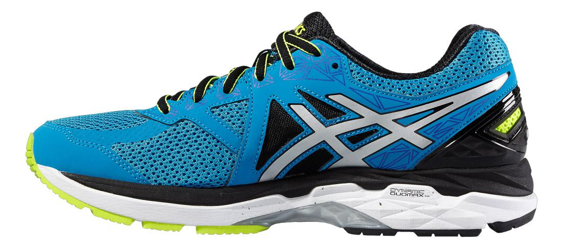Asics Mens GT-2000 4 Running Shoes - Blue Jewel