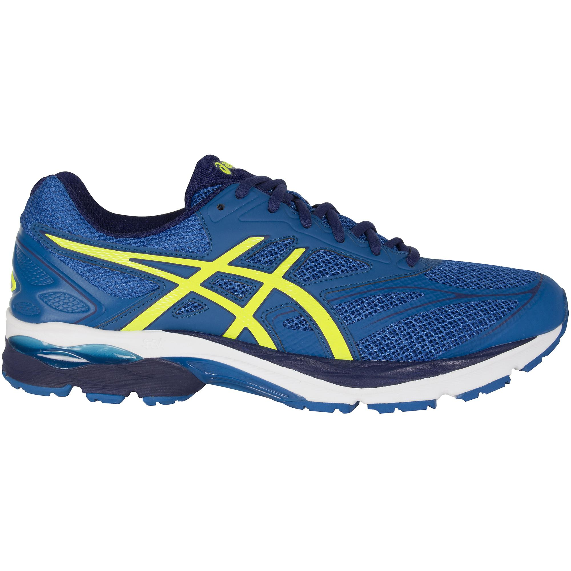 Asics Mens GEL Pulse 8 Running Shoes Thunder Blue