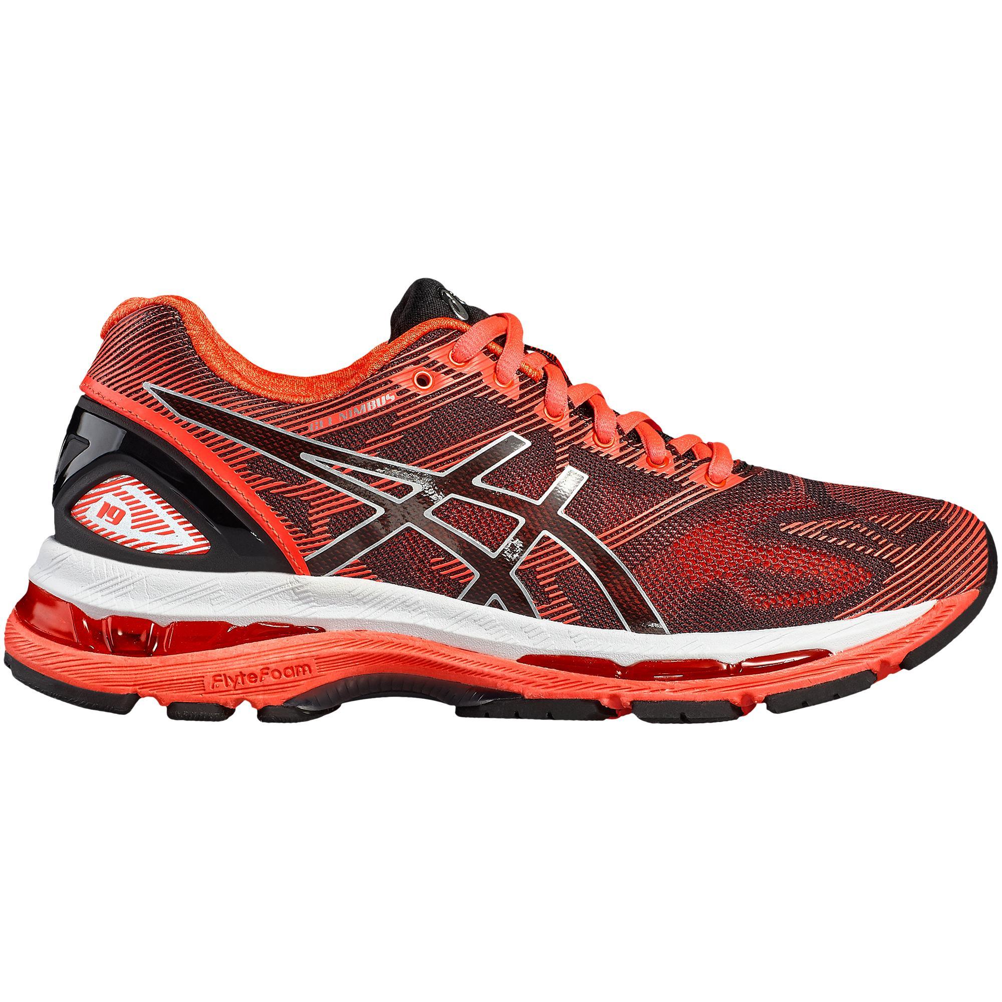 0c6bc9a5c90a Asics Womens GEL-Nimbus 19 Running Shoes - Diva Pink - Tennisnuts.com