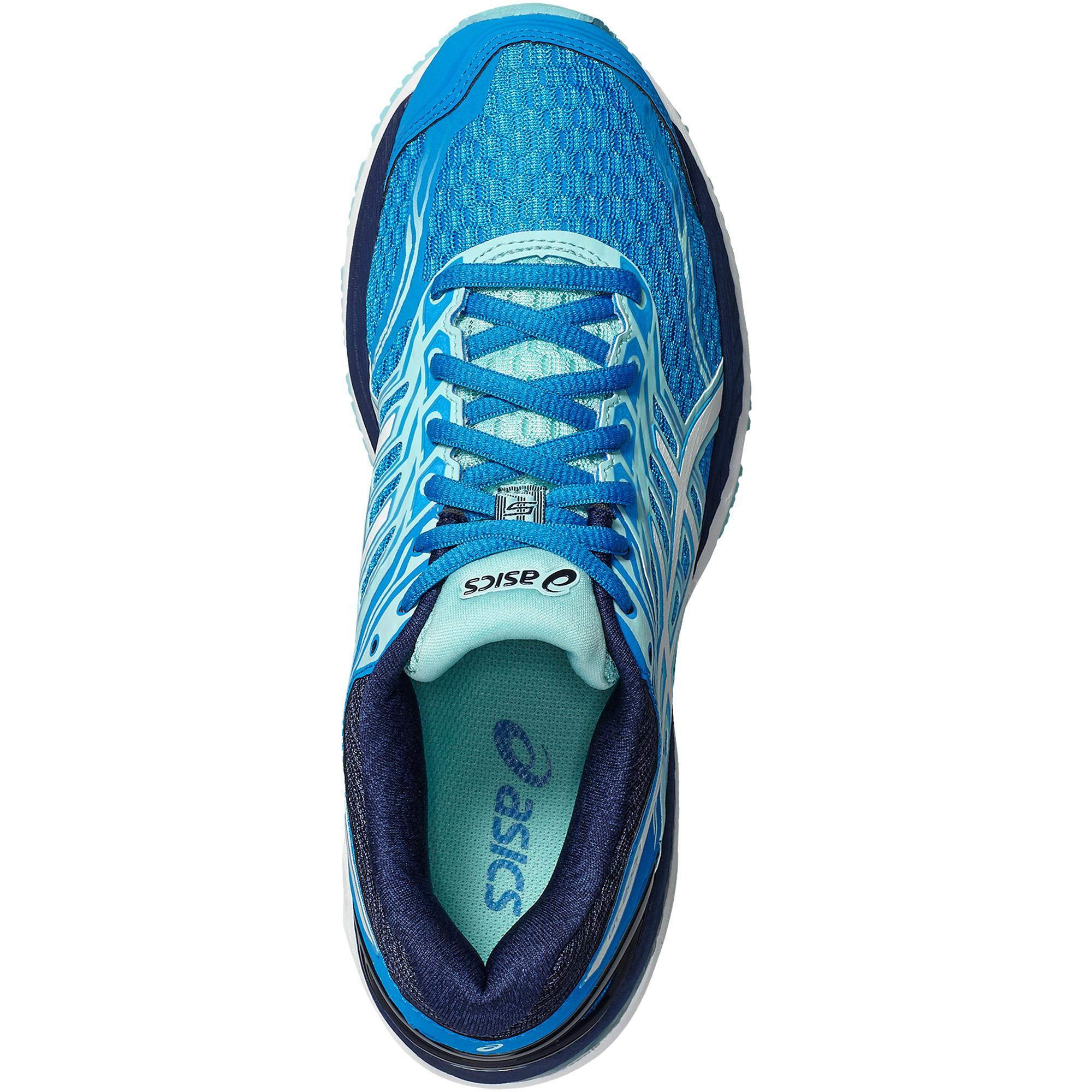 c555997030cf Asics Womens GT-2000 5 Running Shoes - Diva Blue Aqua Splash ...