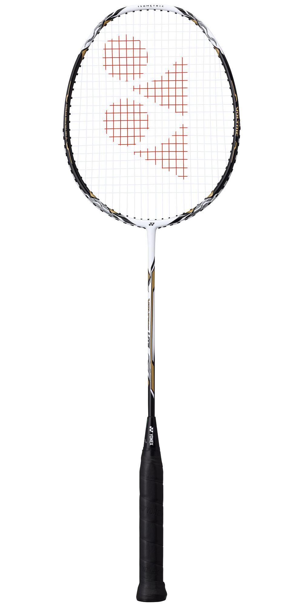 Yonex Voltric Lite Badminton Racket - White/Black (2016) - Tennisnuts.com