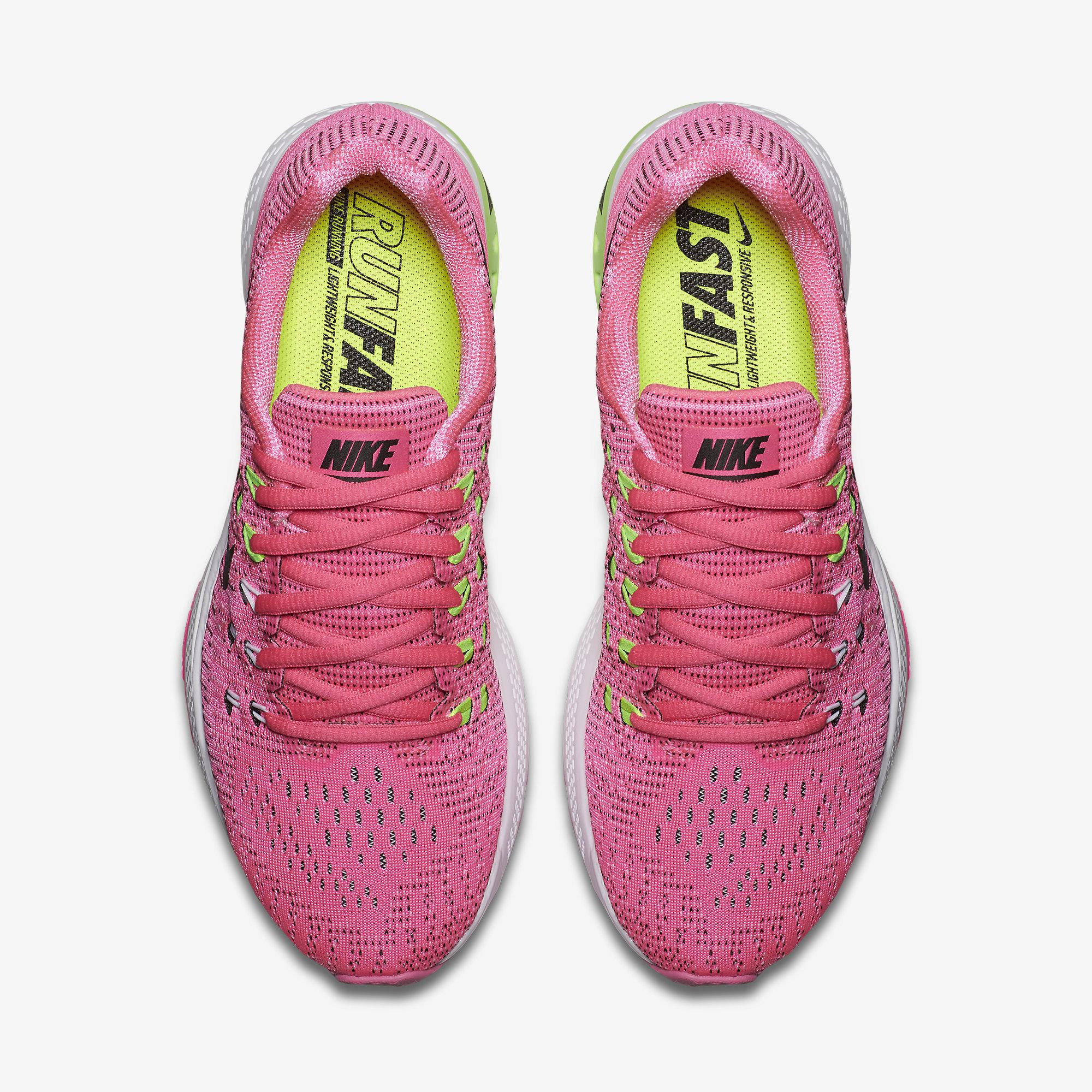 Out Of Stock. Nike Womens Air Zoom Structure 19 Running Shoes ...