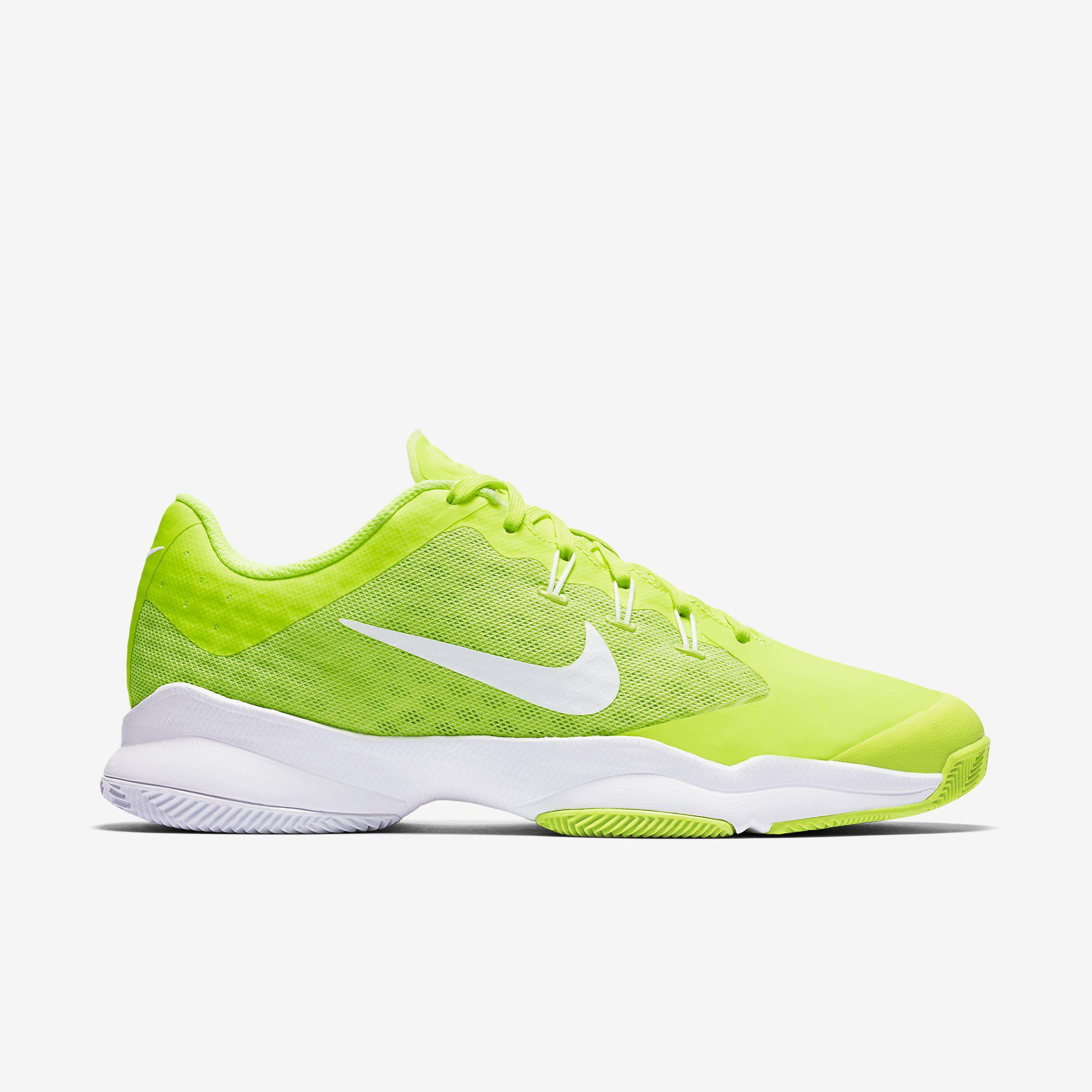 Nike Womens Air Zoom Ultra Tennis Shoes - Volt