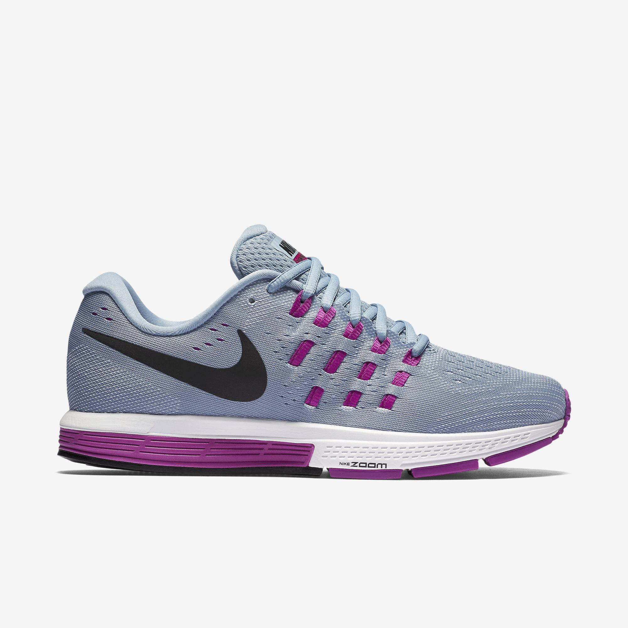 Nike Womens Air Zoom Vomero 11 Running Shoes - Grey