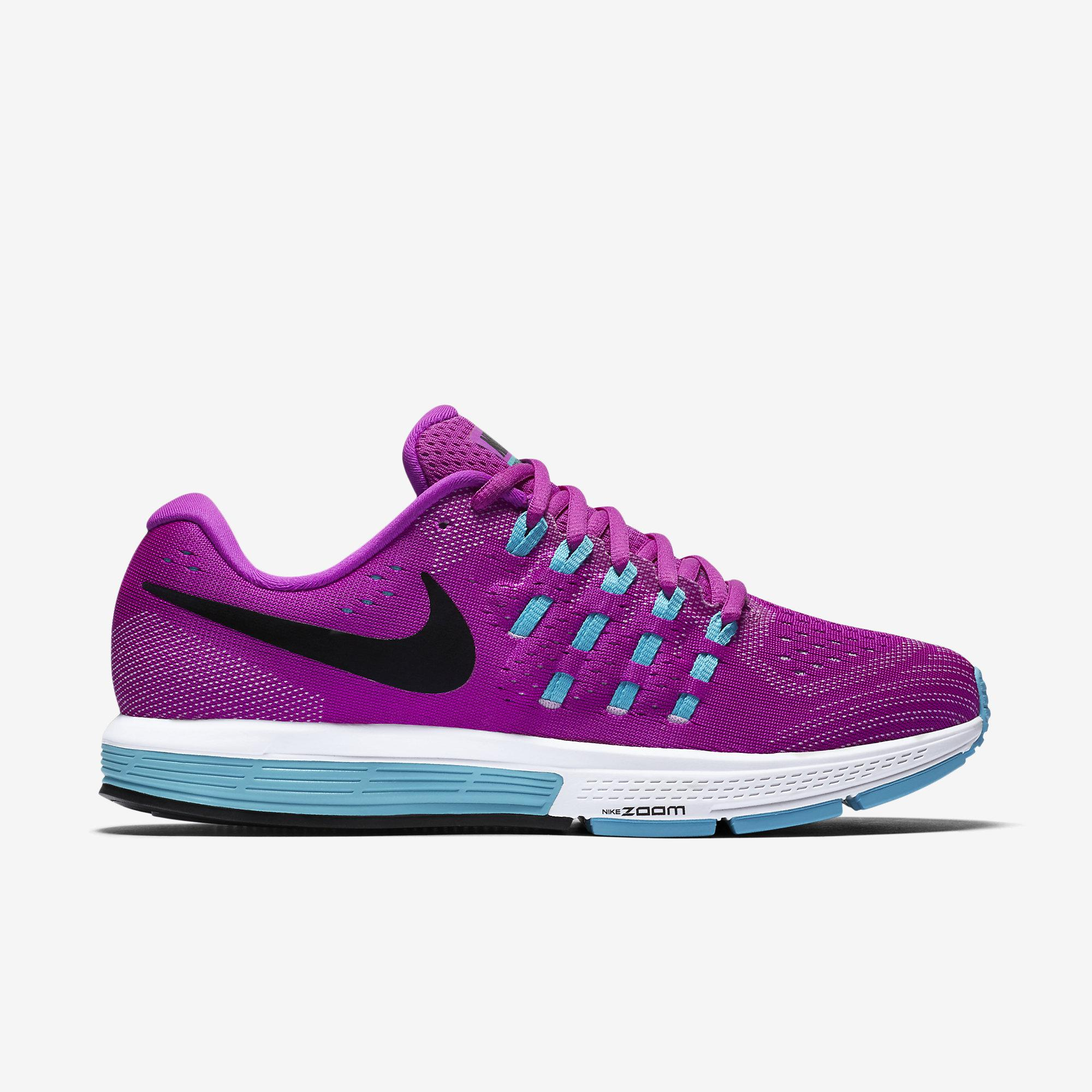 1ad2304b470 Nike Womens Air Zoom Vomero 11 Running Shoes - Purple - Tennisnuts.com