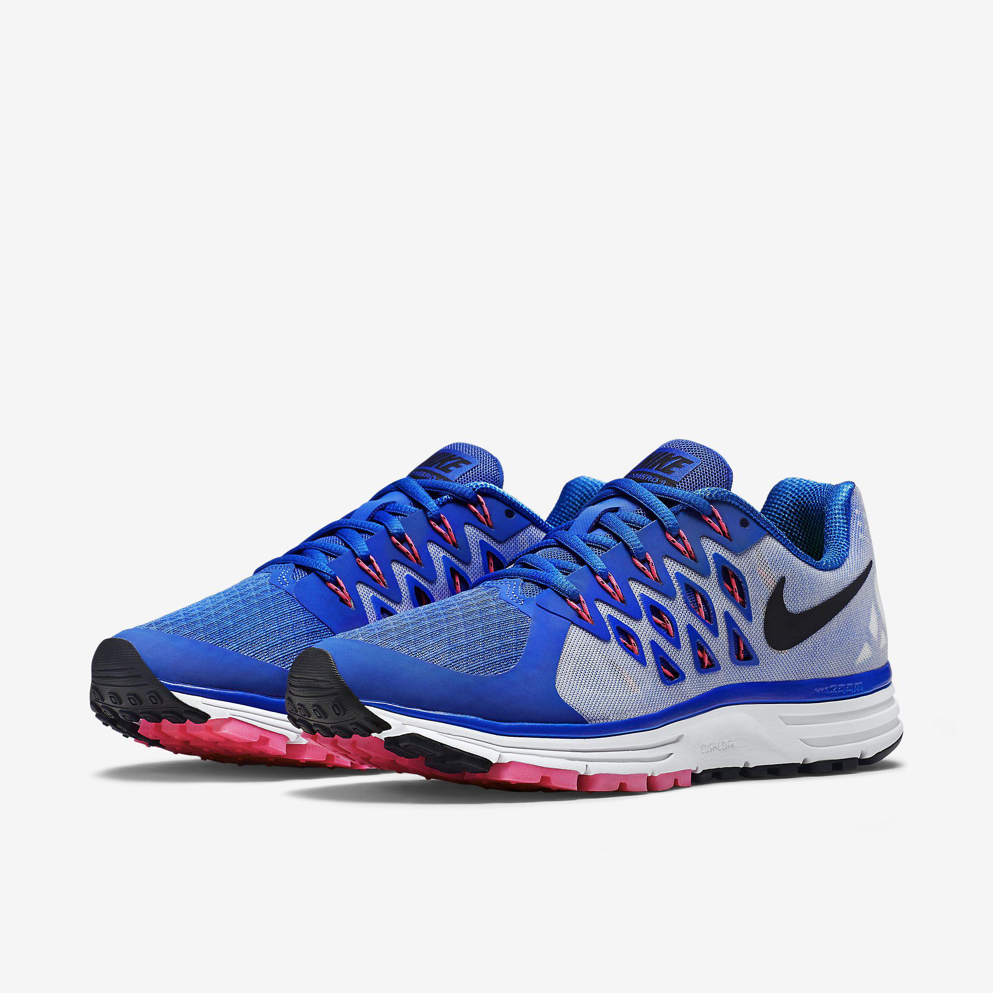 nike zoom vomero purple sky blue