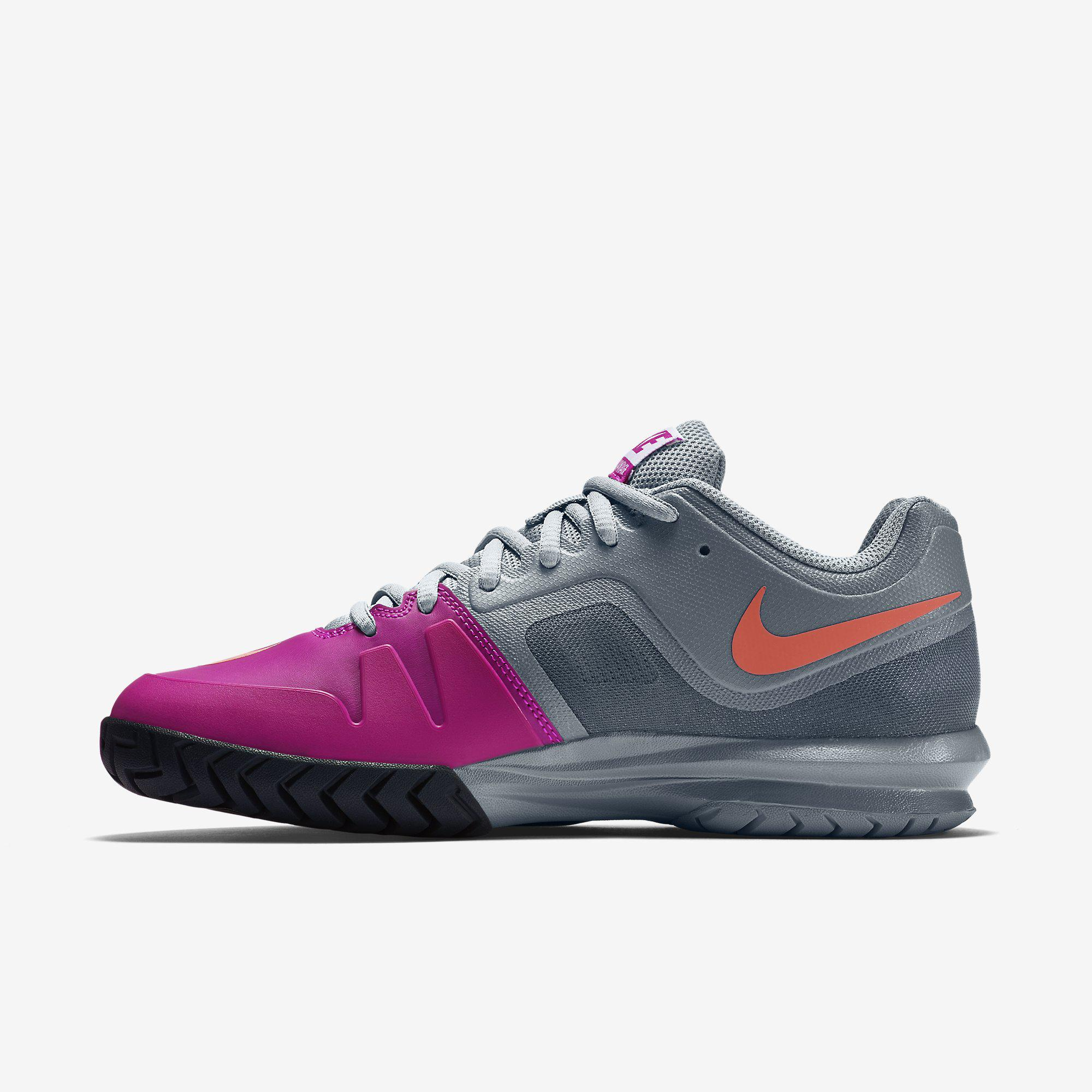 Grijs Fusion Advantage Tennisschoenen Womens Dove Nike Dual Ballistec nOUCxw0CRq