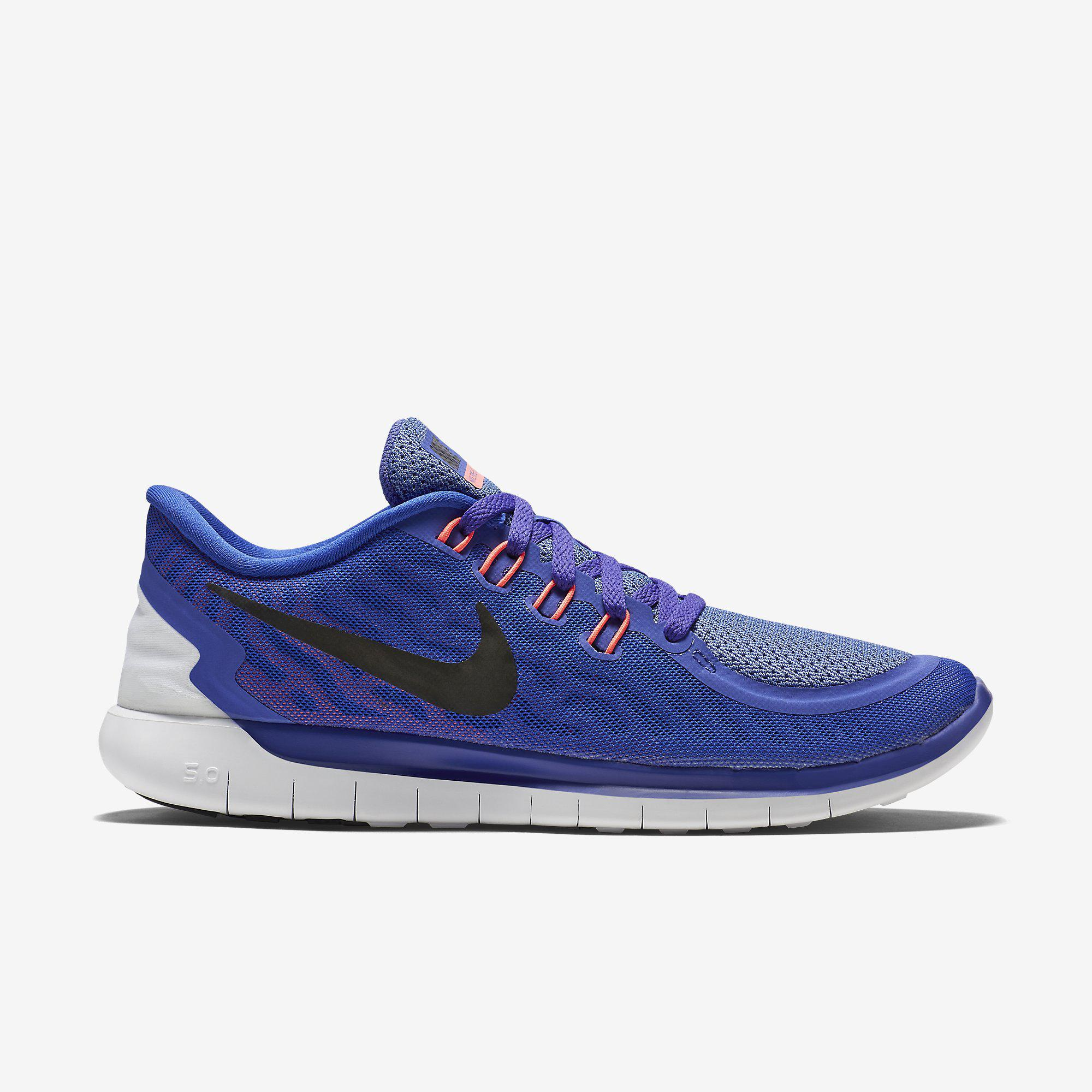 Nike Womens Free 5.0+ Running Shoes - Persian Violet