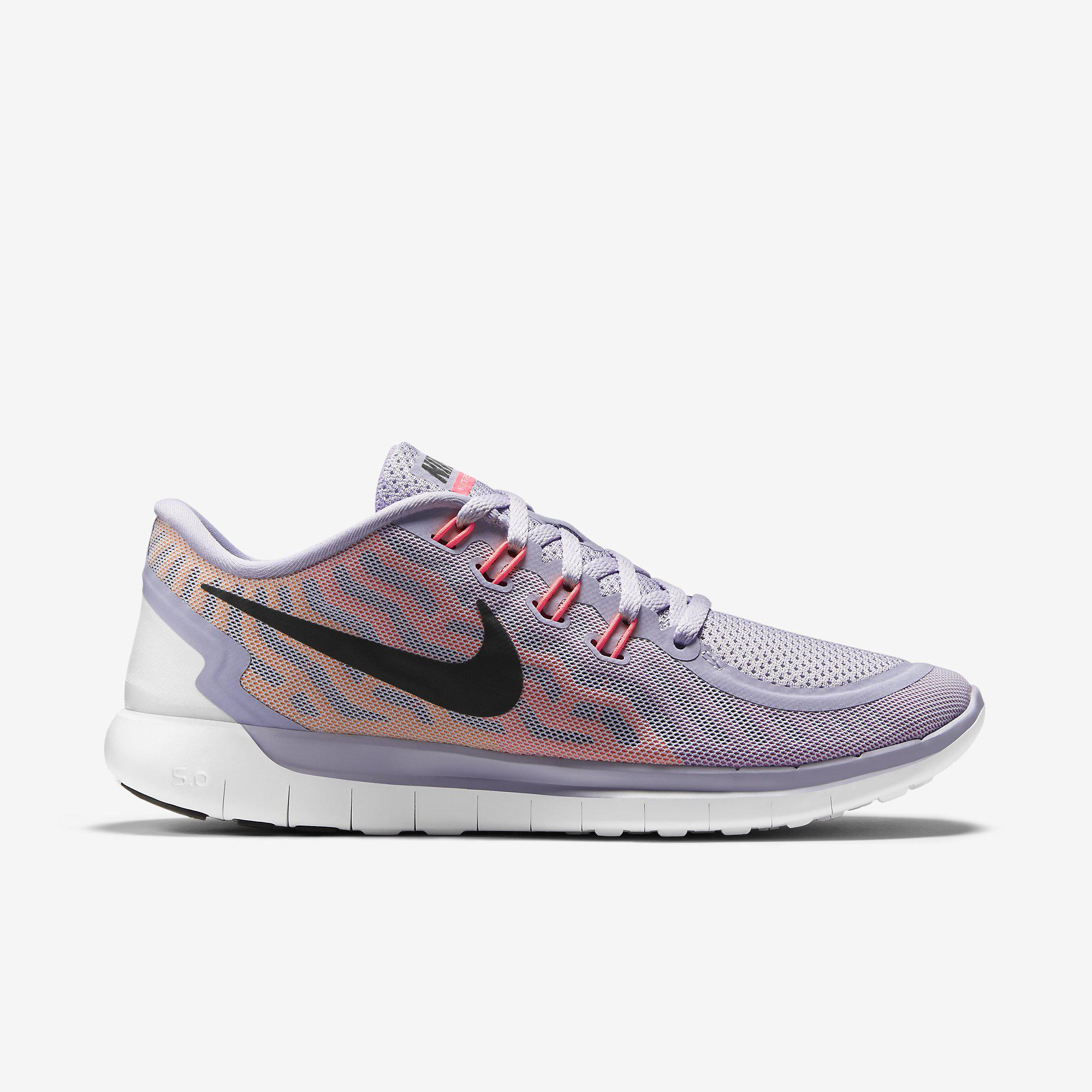 nike free 5.0 women's running shoe fuchsia flash