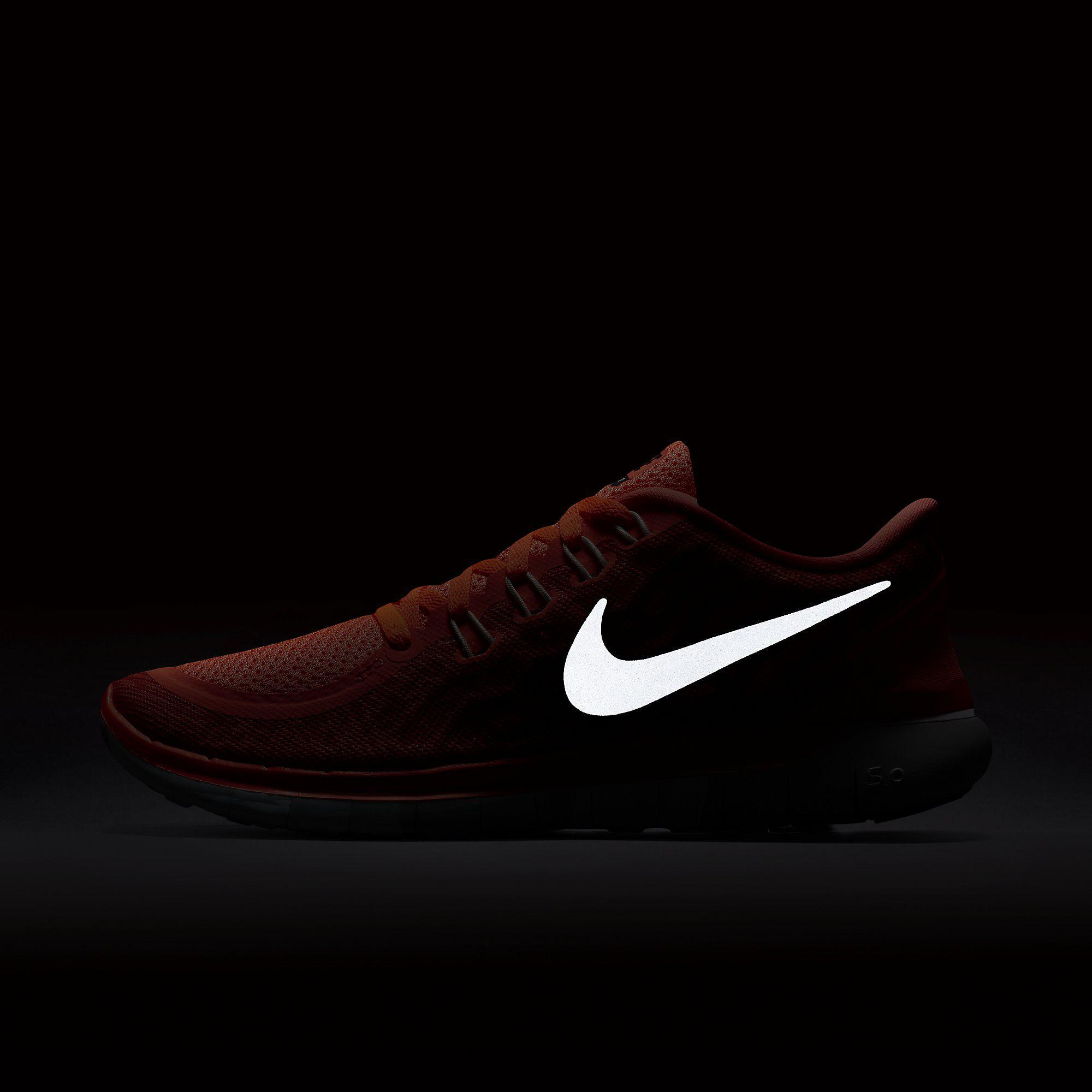 Nike Free 5.0 Print Women's Running Shoe 749593 800