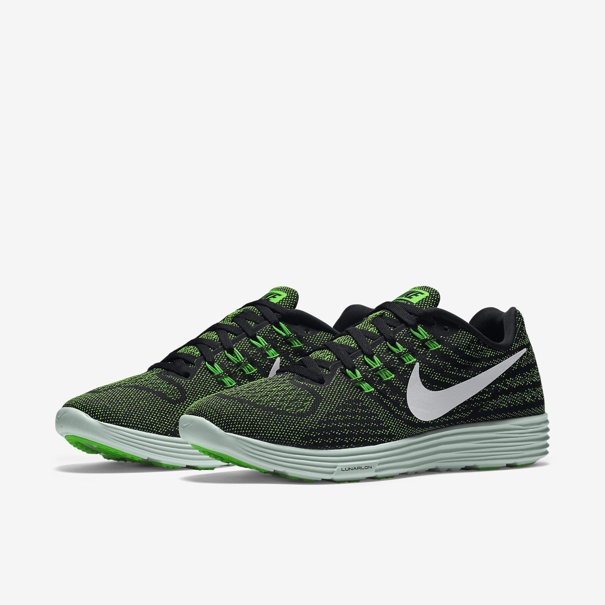 newest 8d3a8 20476 ... wholesale nike womens lunartempo 2 running shoes volt green white 79bf0  c72cf ...