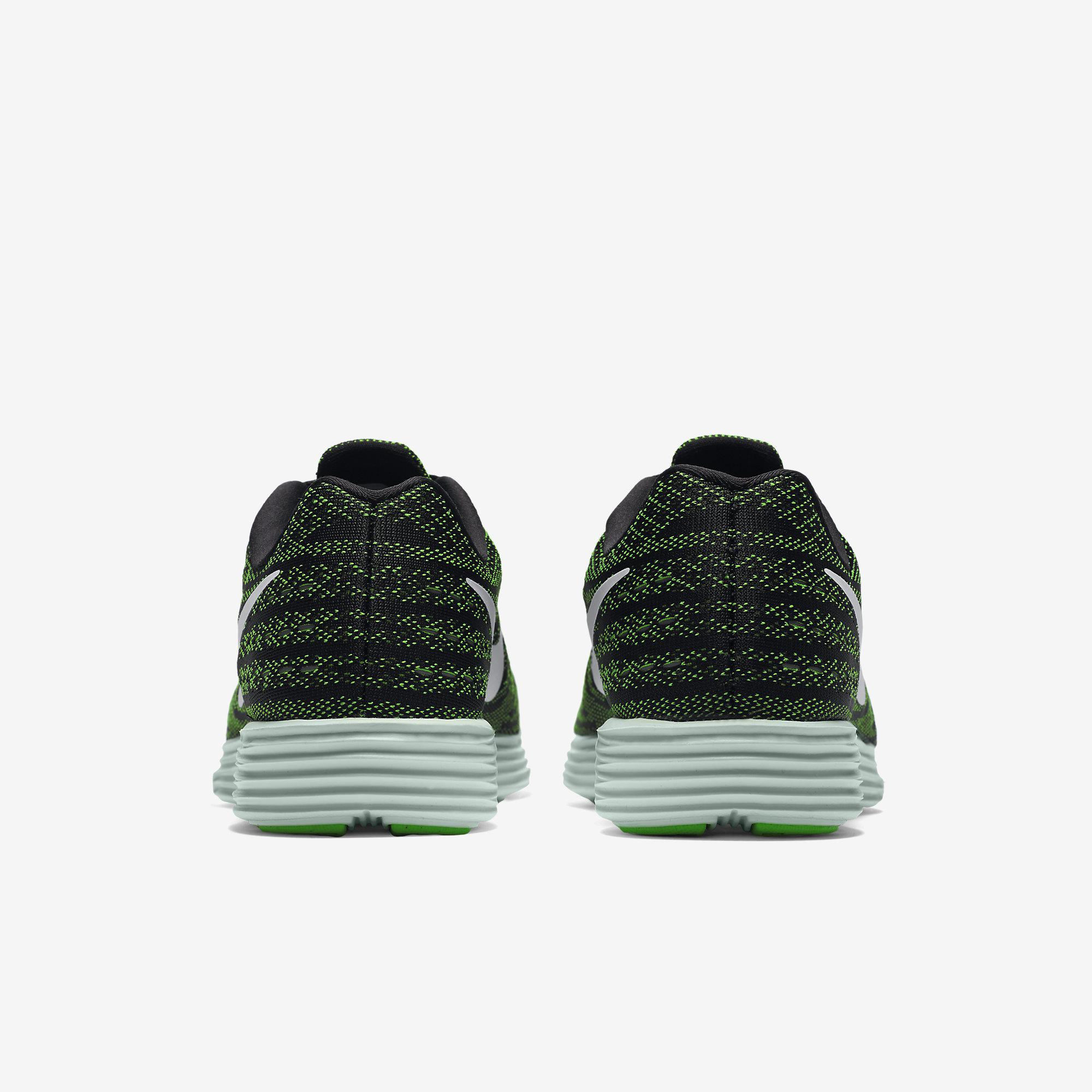 new concept 78780 7a0f1 Nike Womens LunarTempo 2 Running Shoes - Volt Green/White