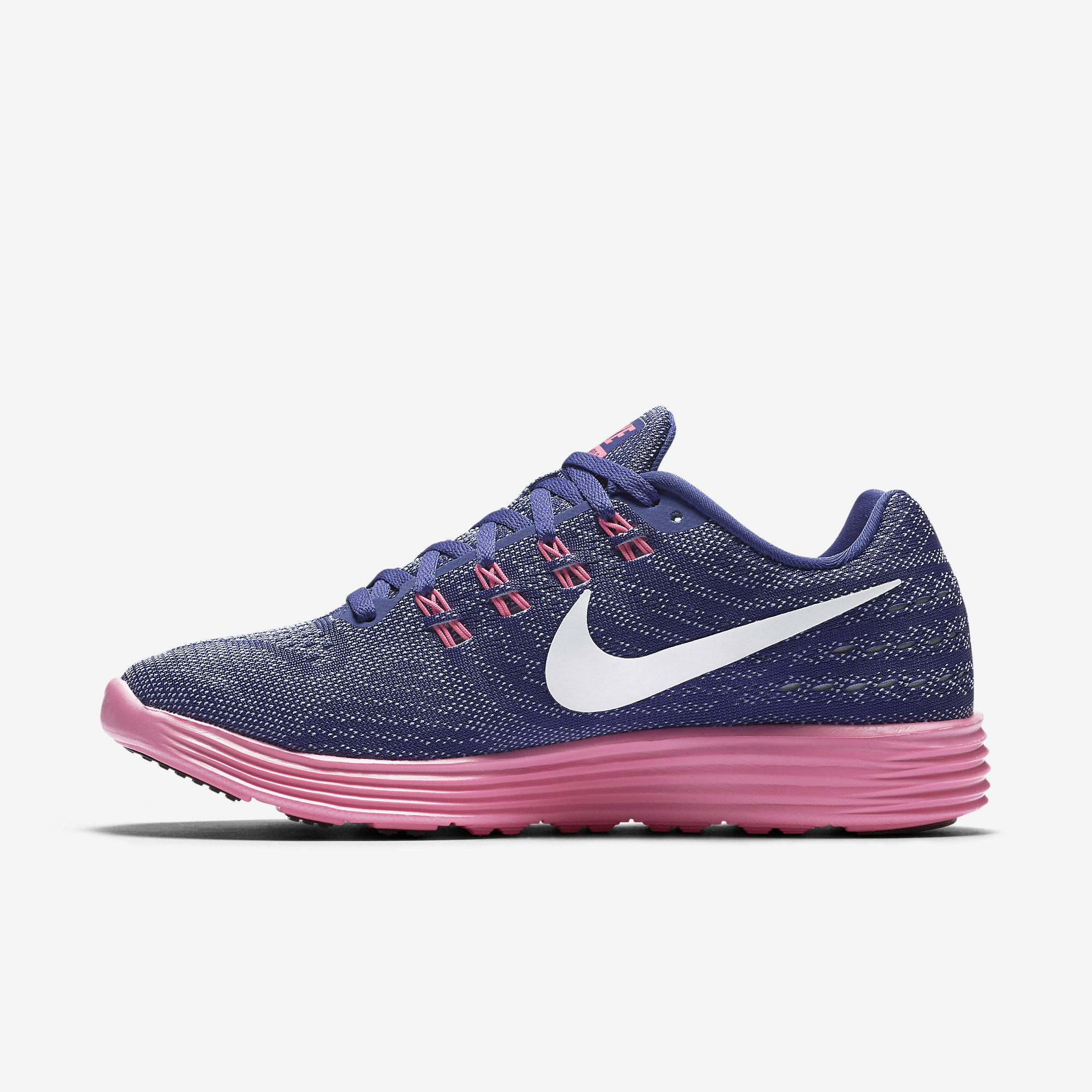 Nike Womens LunarTempo 2 Running Shoes - Purple