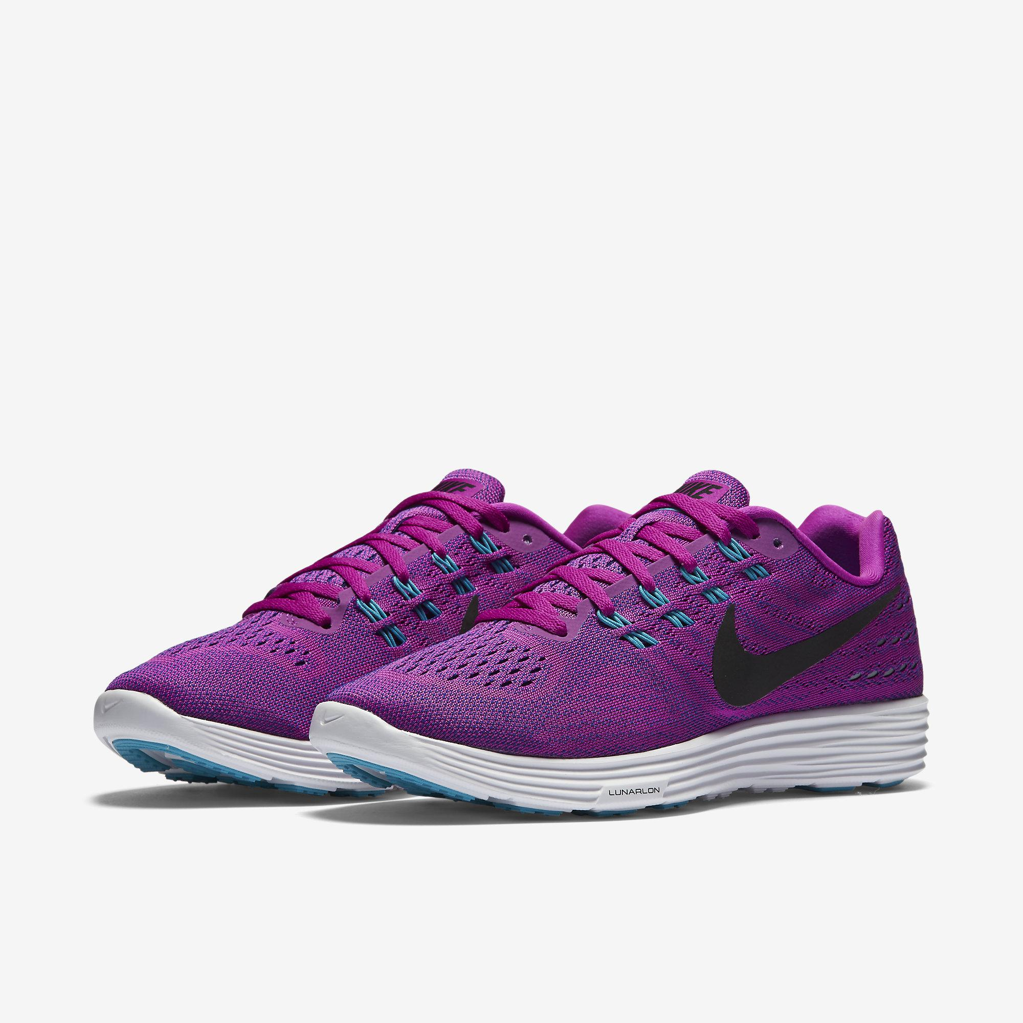 Nike Womens LunarTempo 2 Running Shoes - Hyper Violet