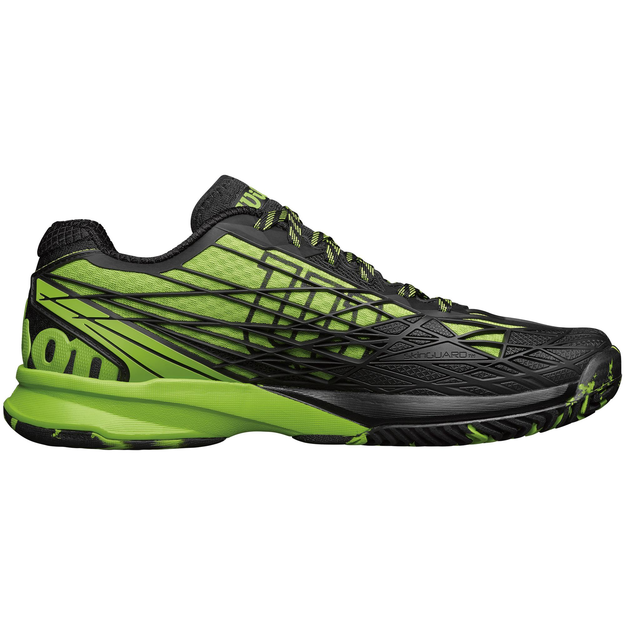 WRS325150 Wilson Mens KAOS 2.0 Tennis Shoes Brand New!